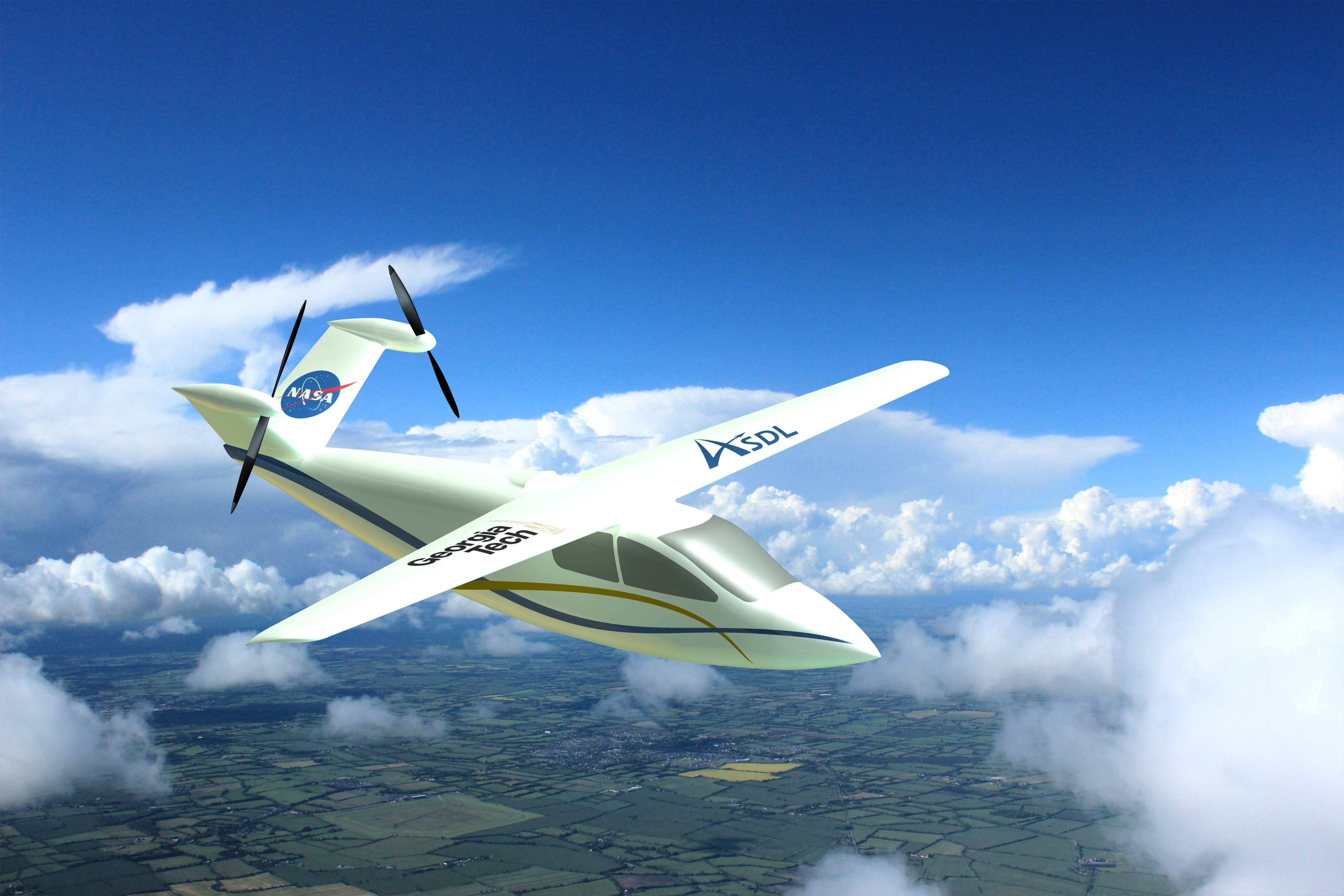 With the recent advances in technology and design aircraft concepts - Artist Concept Of The Vapor Future Aircraft Design