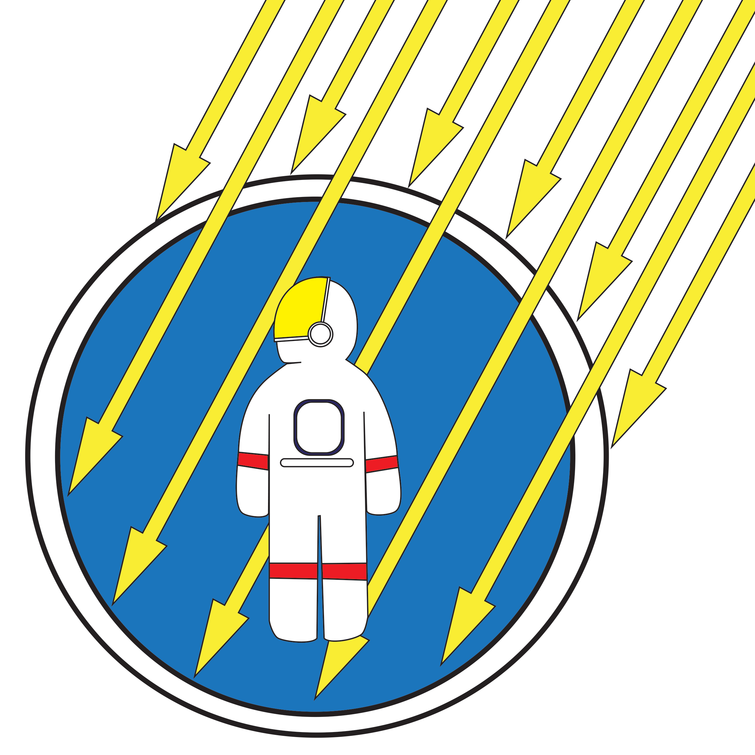 astronaut space radiation - photo #44