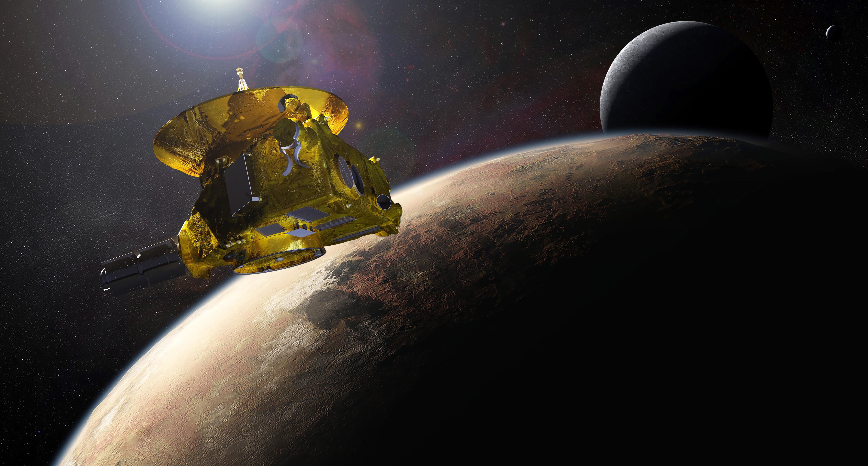 NASA Solicits Proposals for Future Robotic Solar System Exploration   NASA