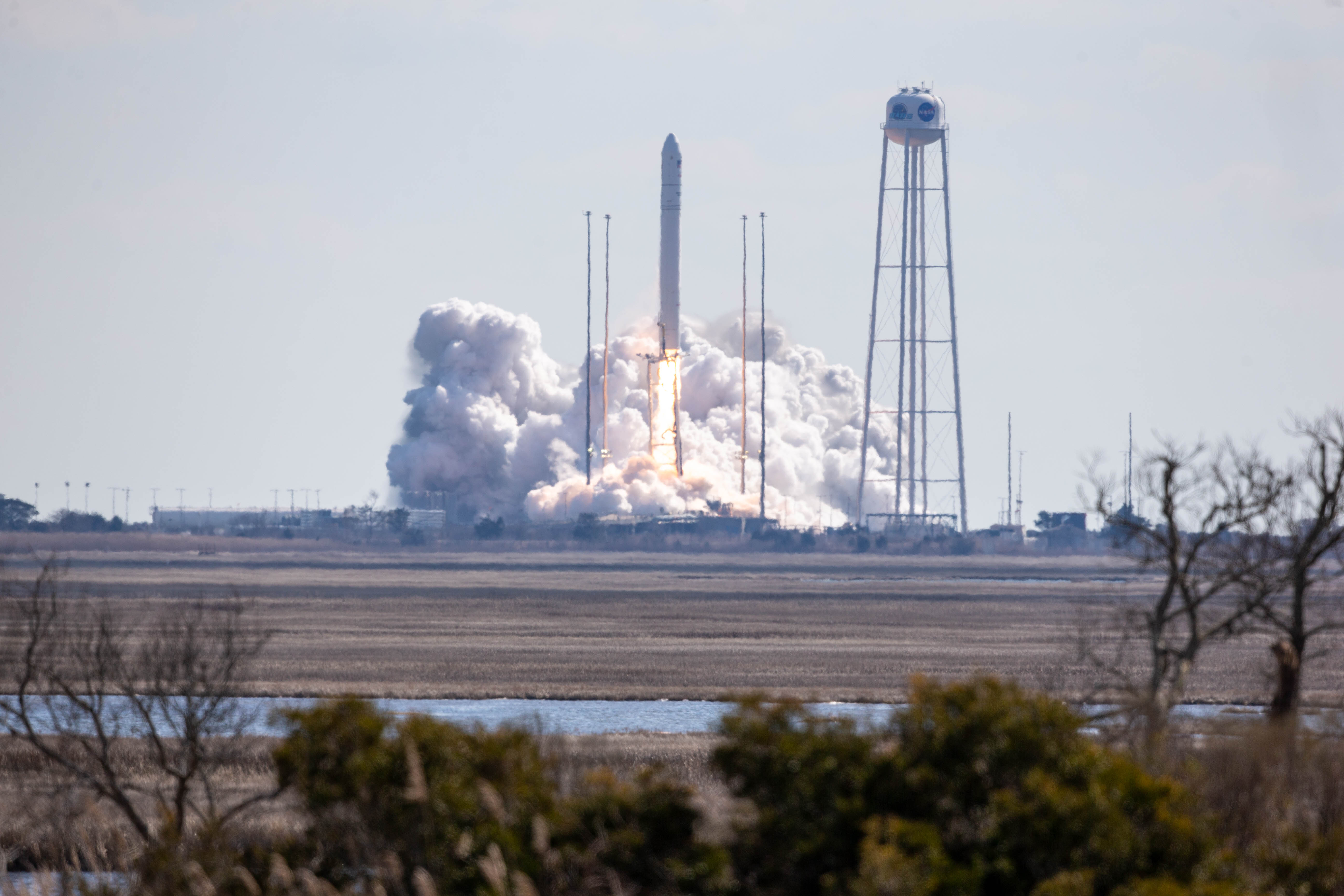 NASA Science, Cargo Launches on 15th Northrop Grumman Resupply Mission - NASA