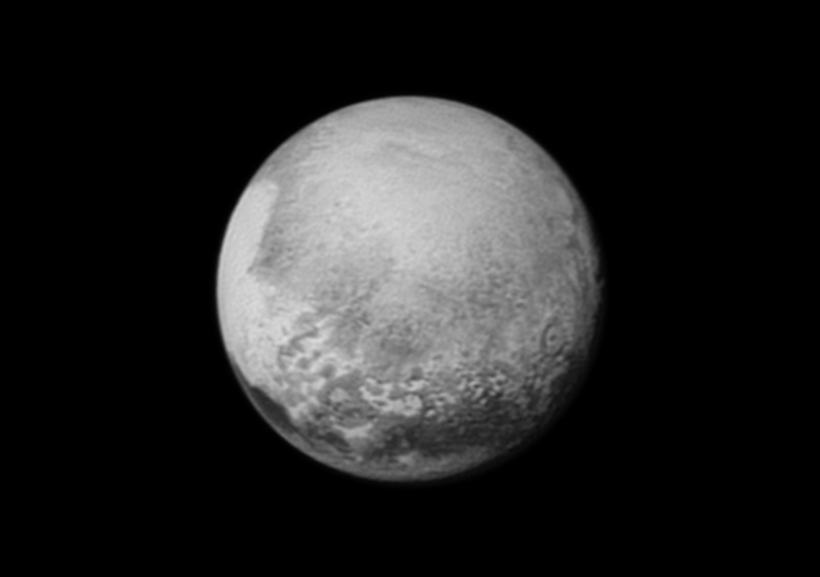 Foto NASA/JHUAPL/SWRI