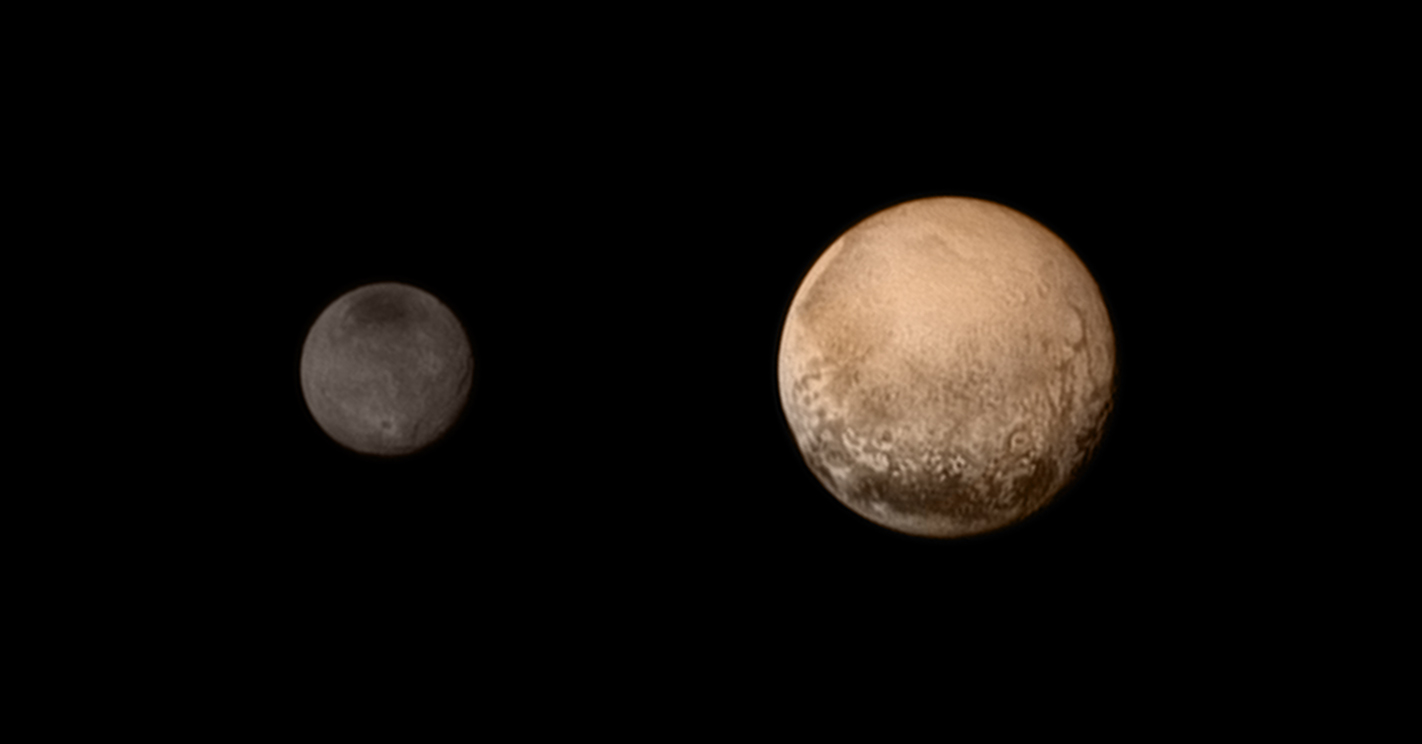 nasa images of pluto-#12