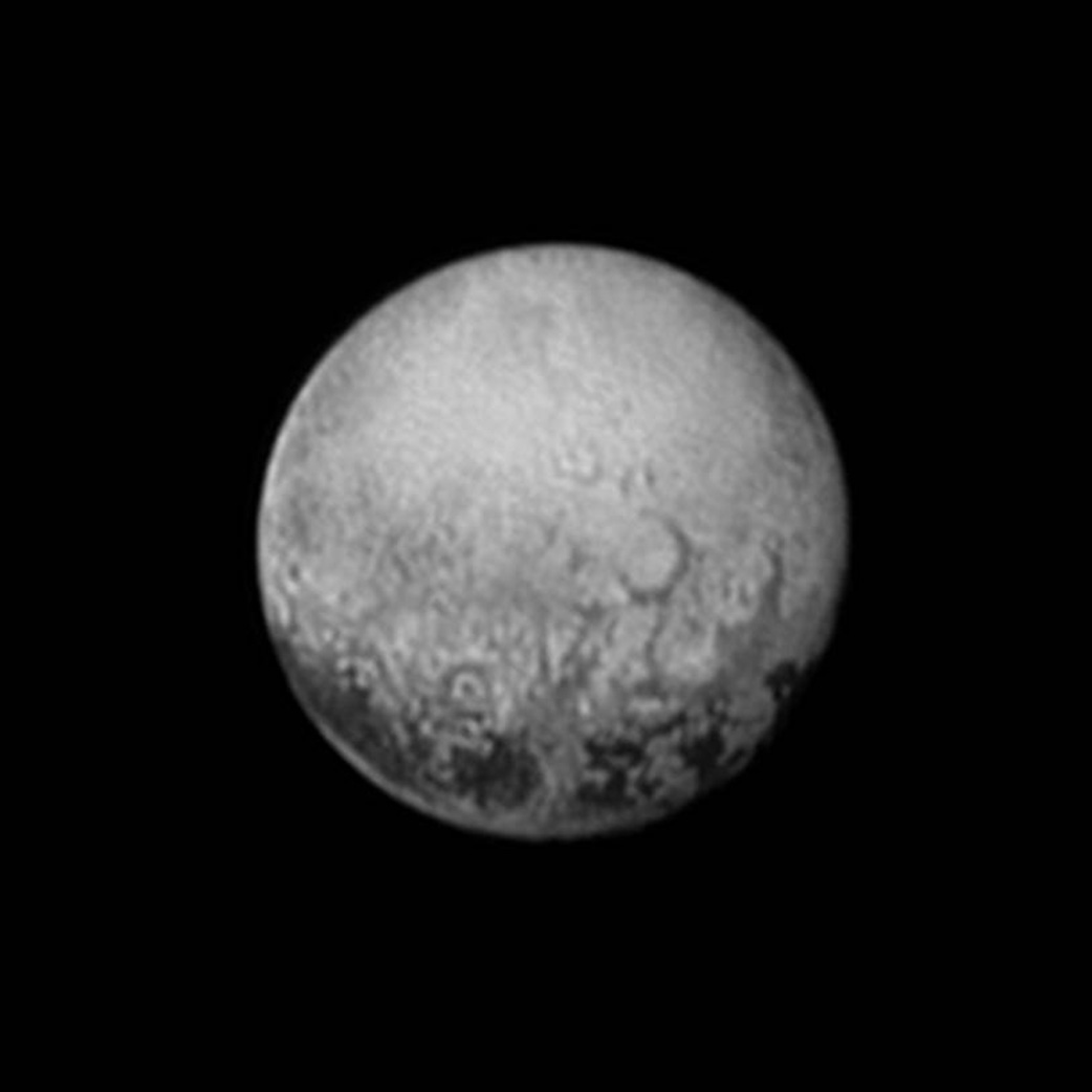 Pluto Images From New Horizons Flyby & Ceres Information ...