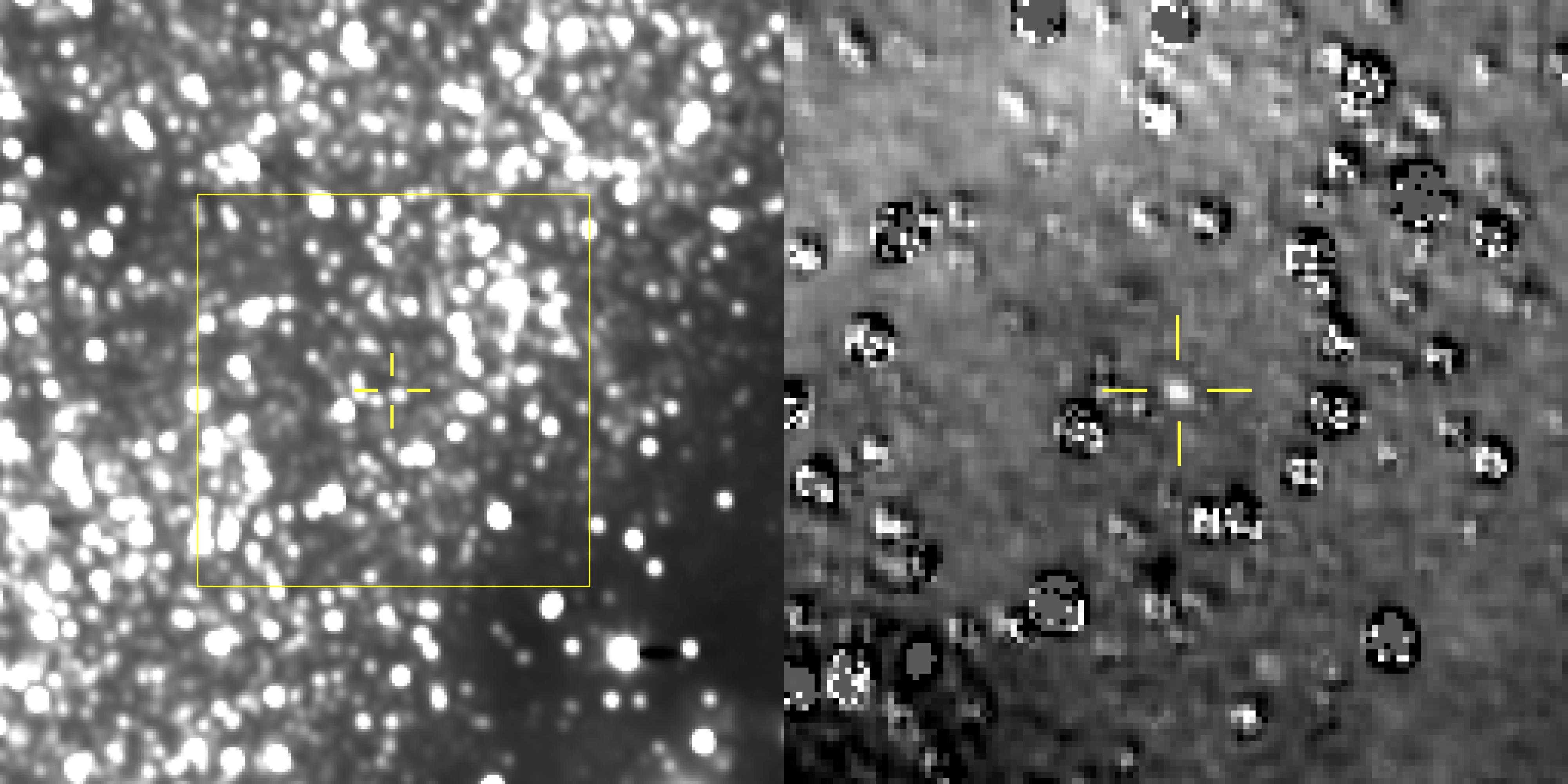 NASA's New Horizons Makes First Detection of Kuiper Belt