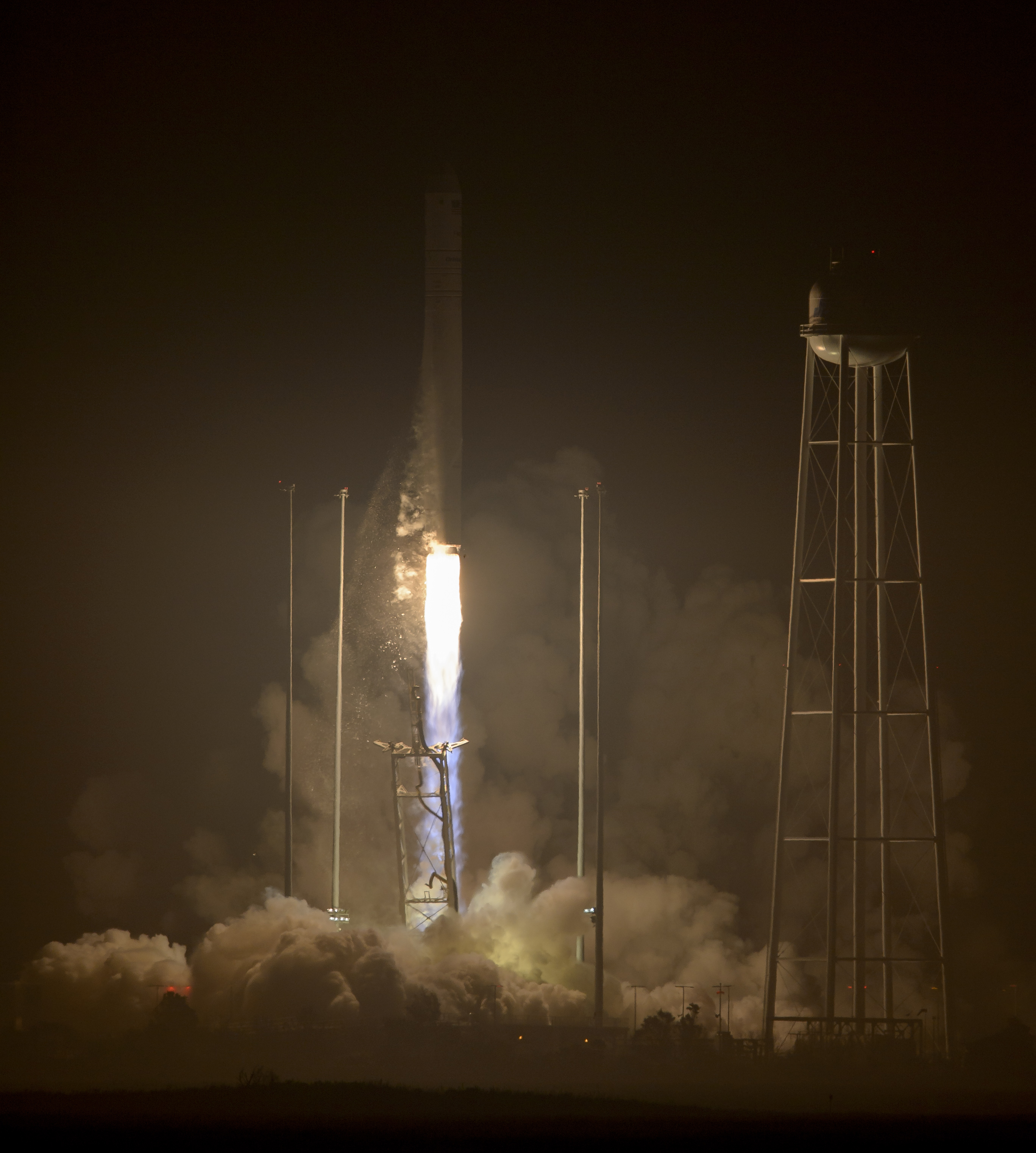 commercial resupply orbital atk crs 5 launches to the international space station
