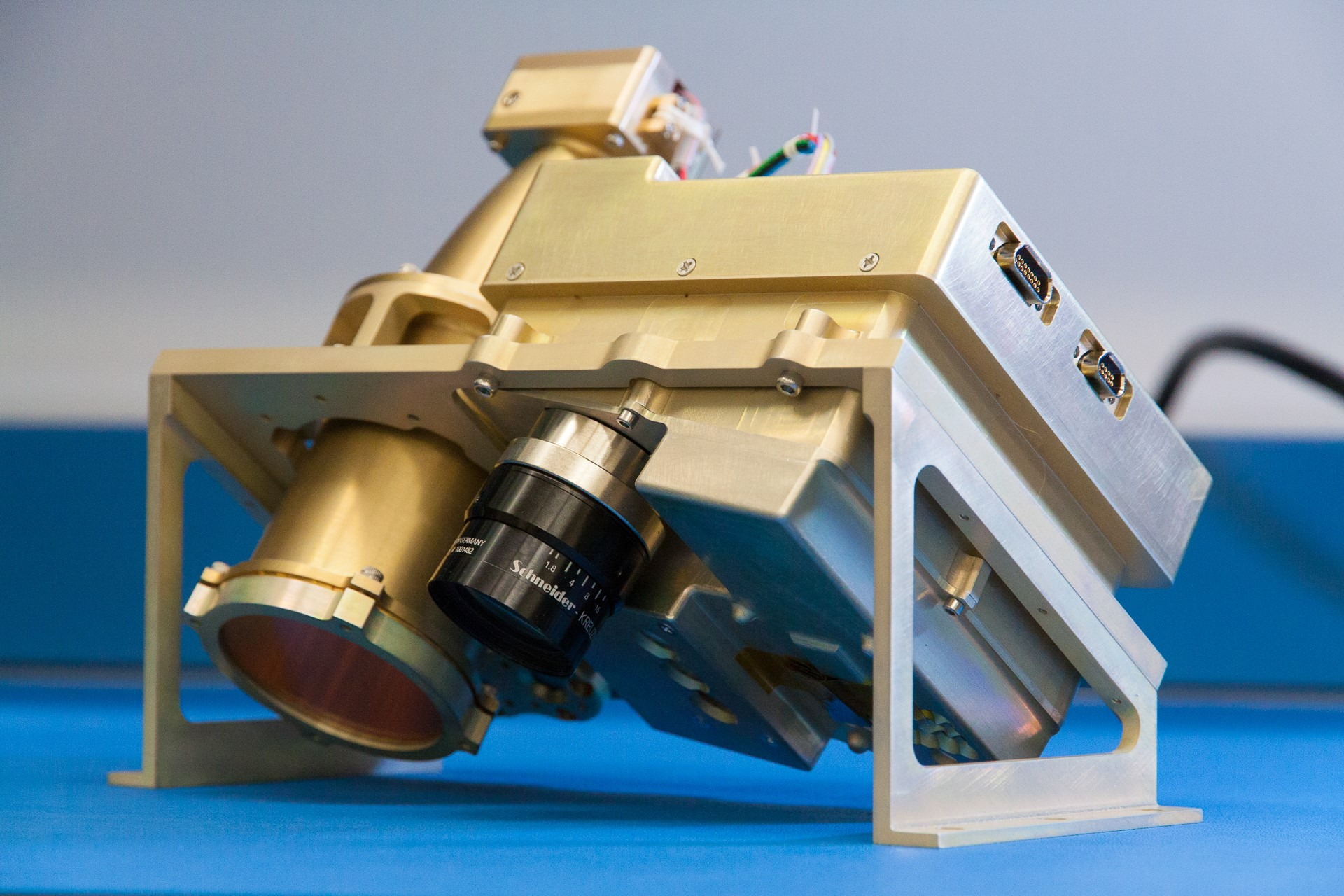 The Near Infrared Volatile Spectrometer Subsystem  Nirvss