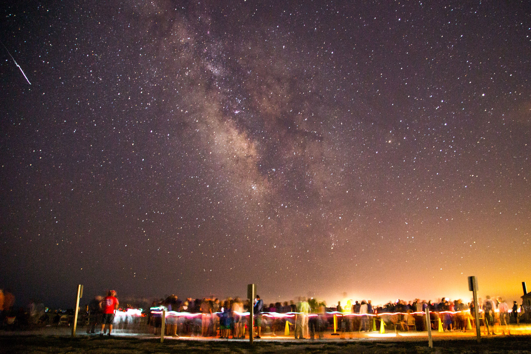 Nasa Visitor Center Supports Final Summer Astronomy Night