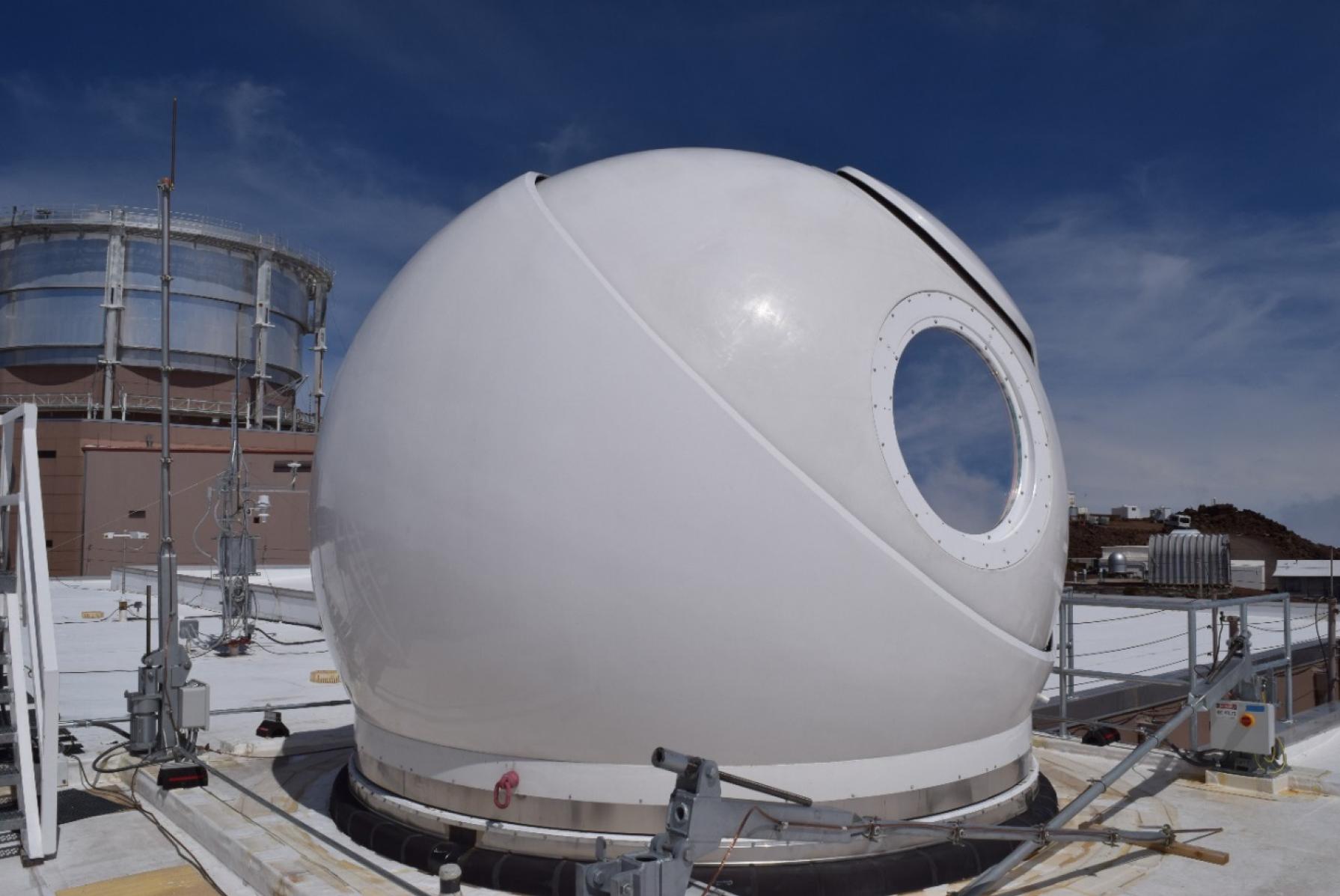ogs2 telescope.'