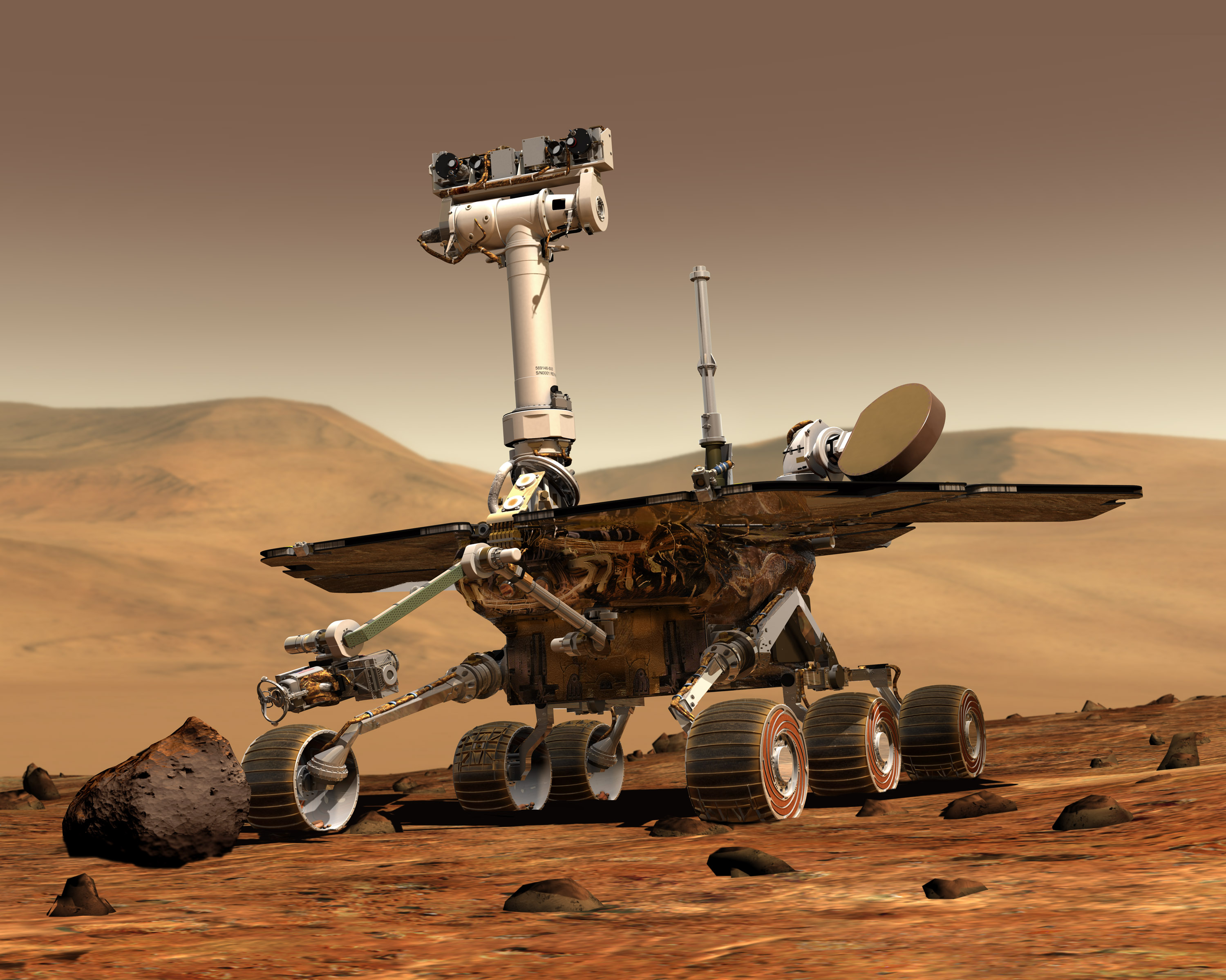 dfdaa8e9e3b8ea NASA s Record-Setting Opportunity Rover Mission on Mars Comes to End ...