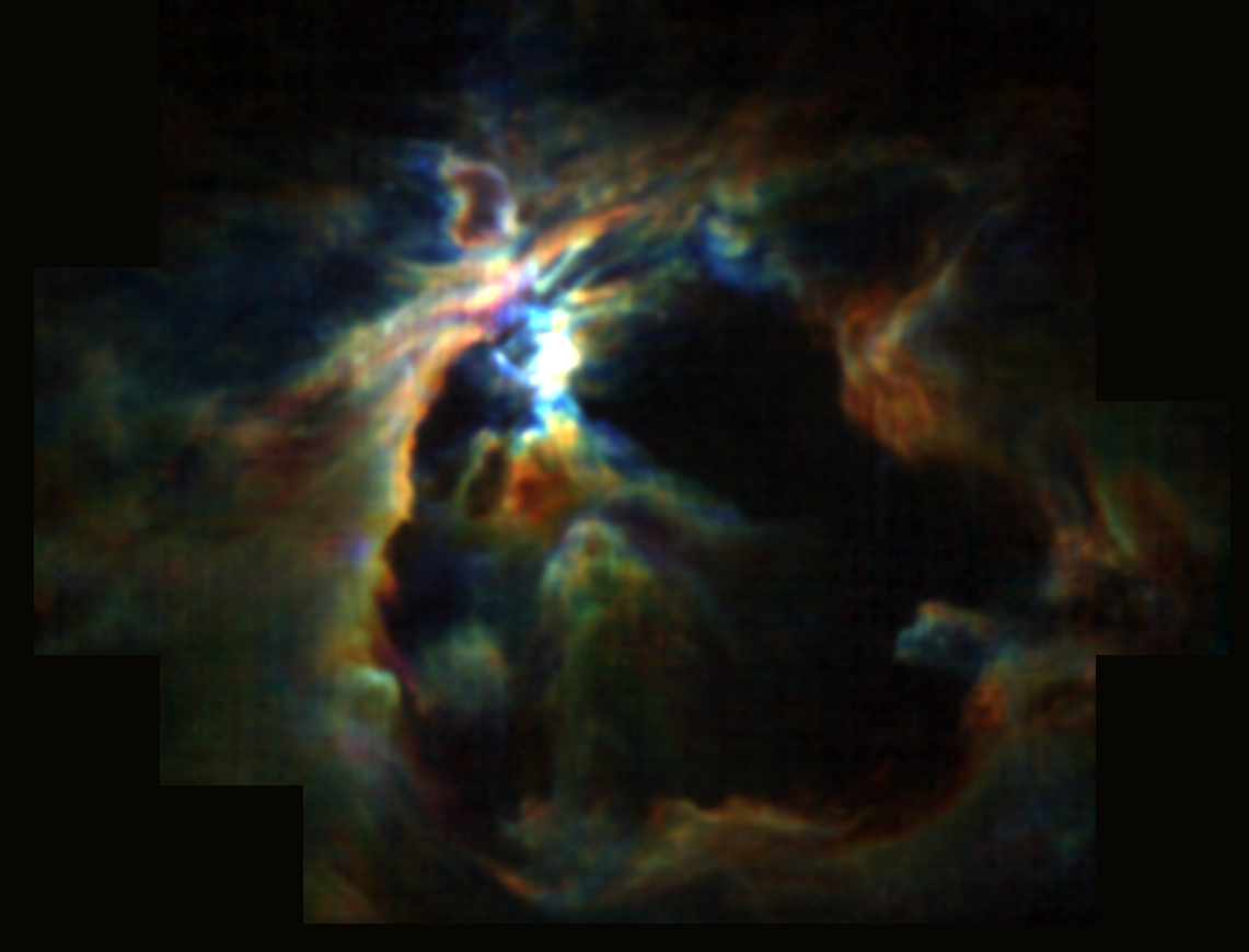 Star Formation in the Orion Nebula | NASA