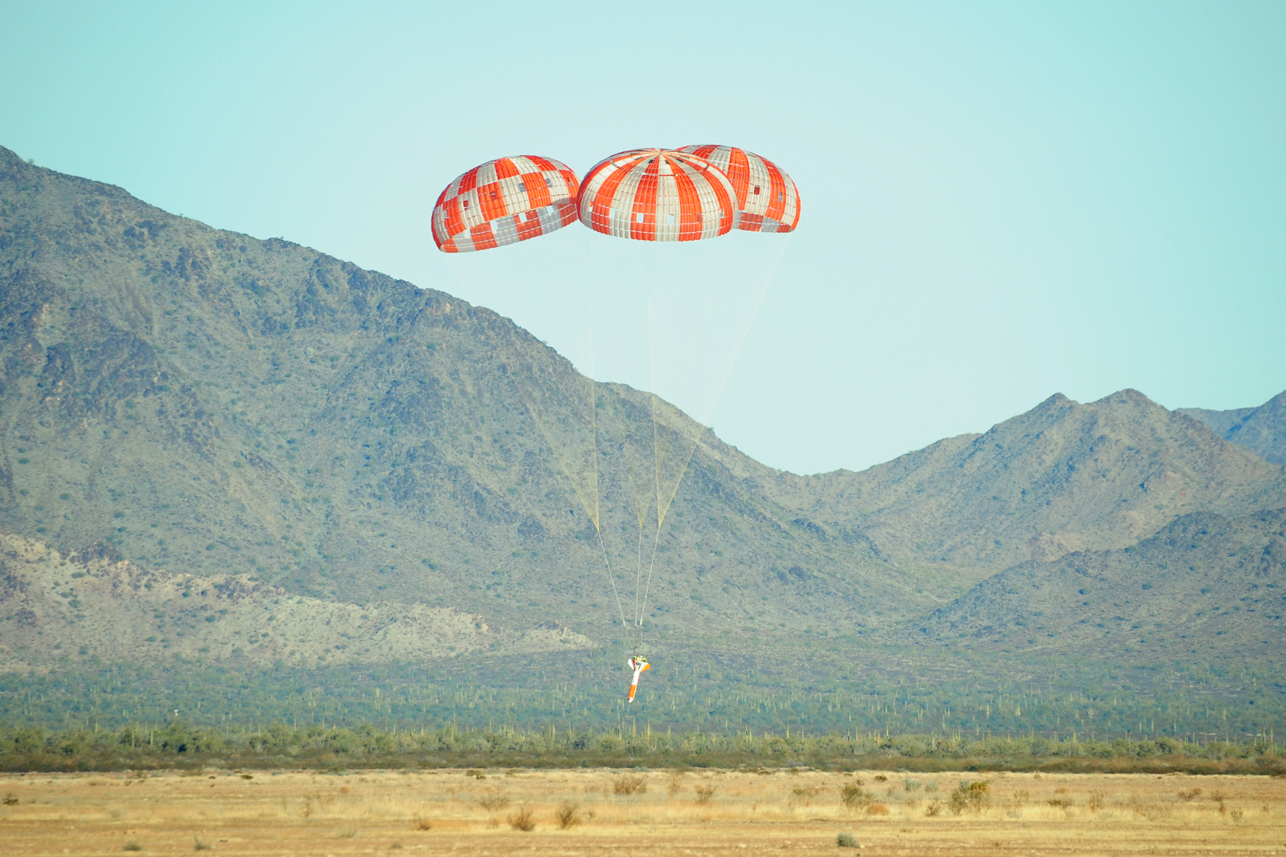 name of nasa parachute - photo #48