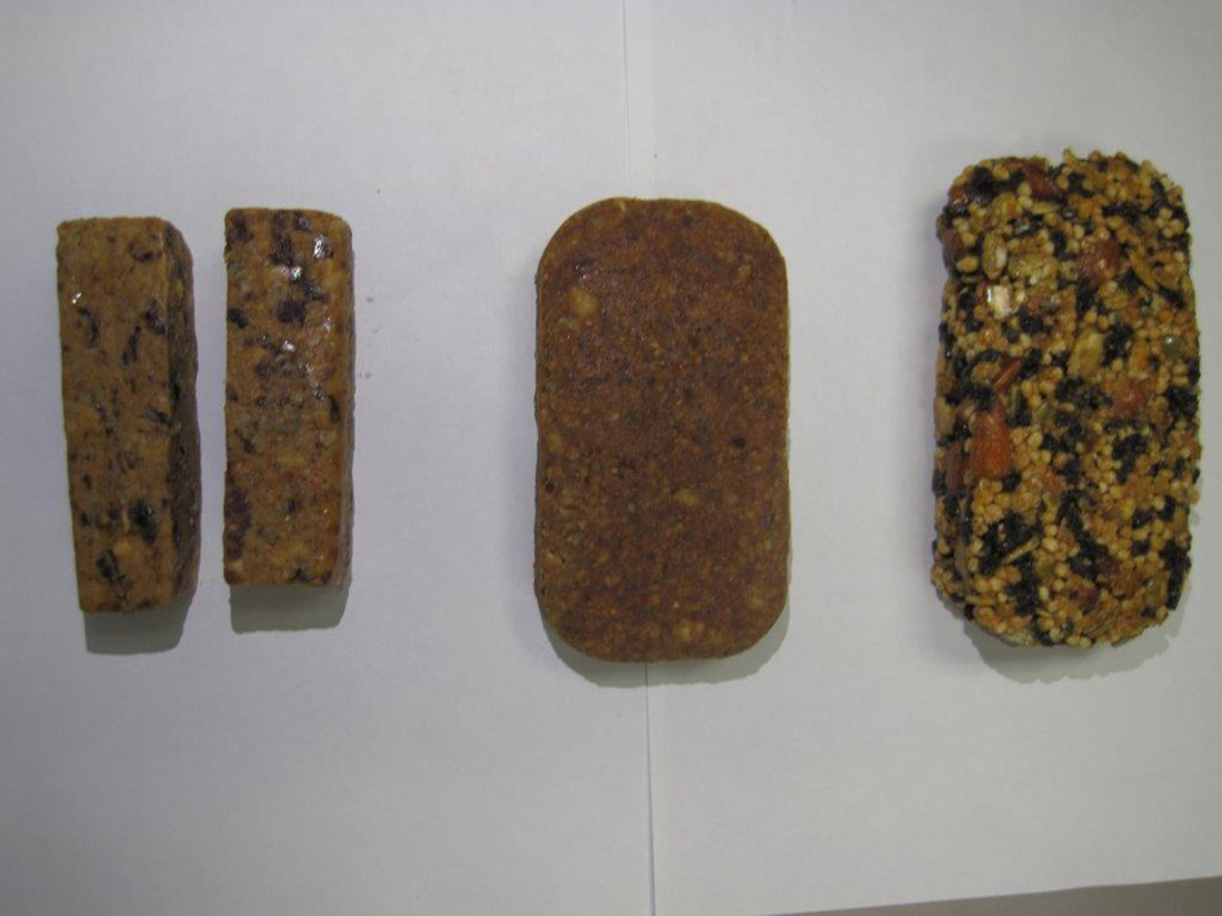 Space food bars will keep orion weight off and crew weight for Foodbar dietikon