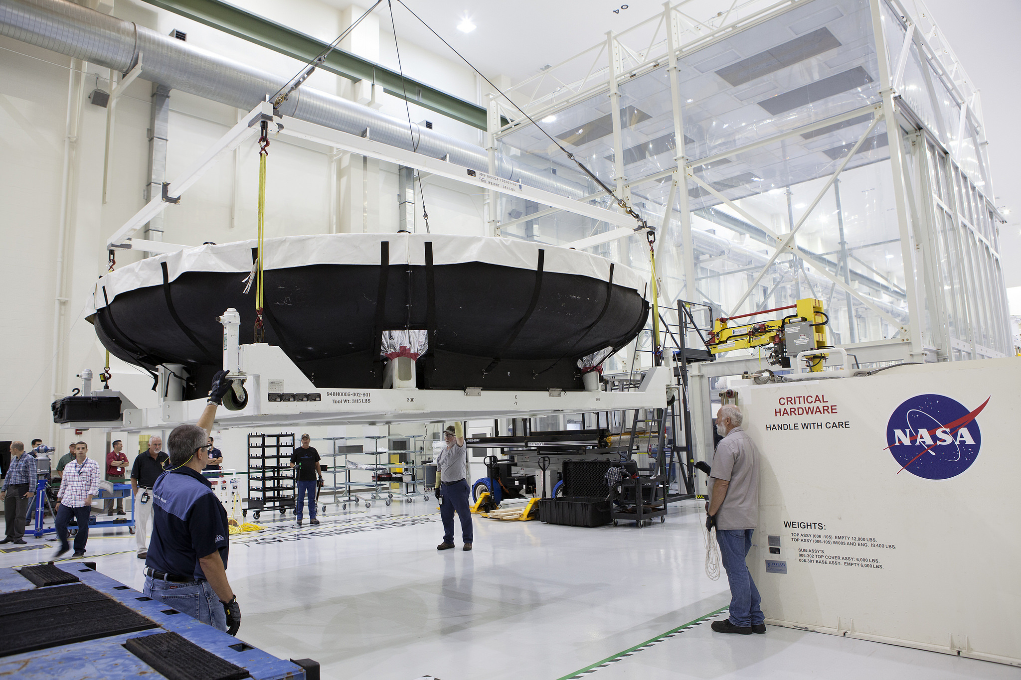 nasa orion heat shield - photo #11