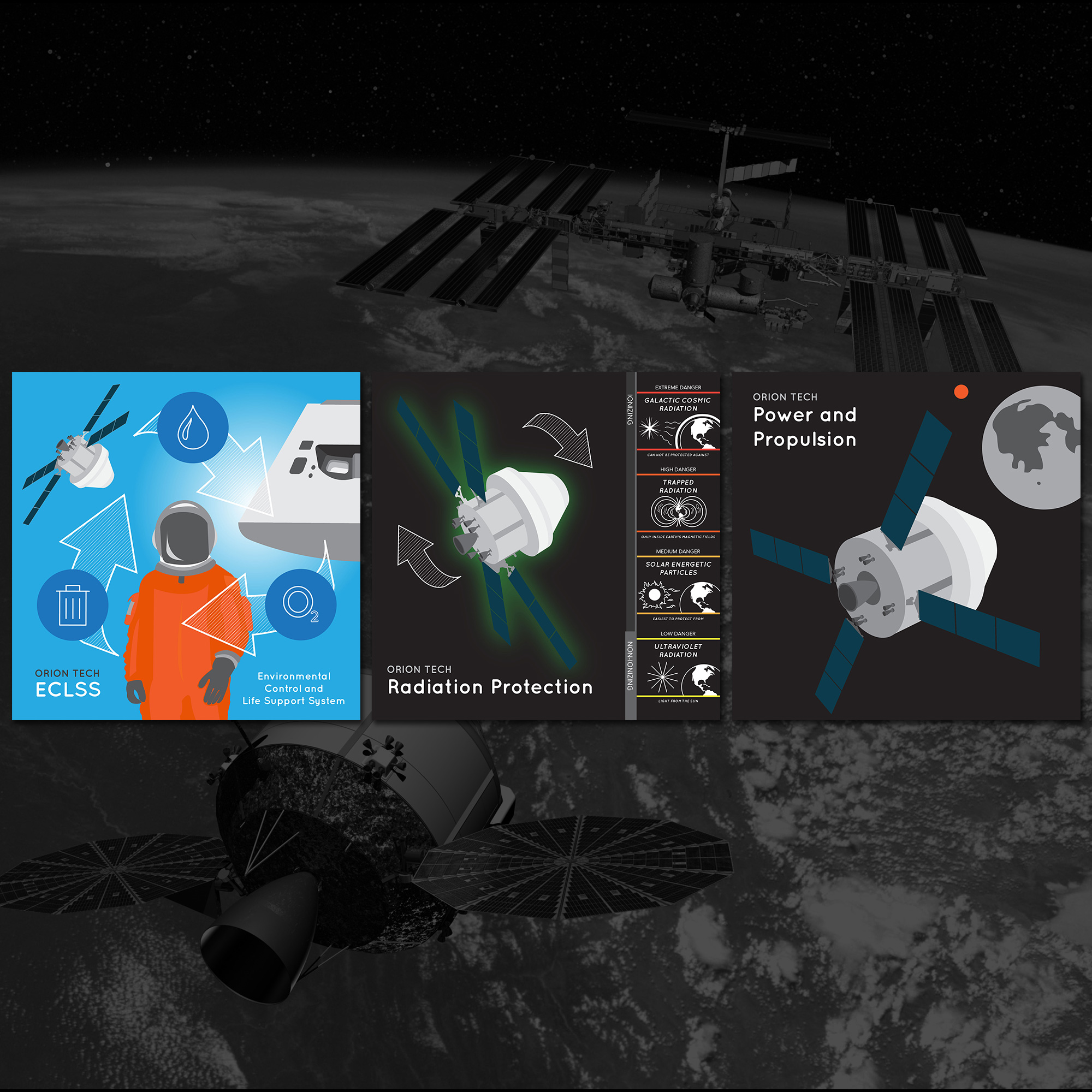 Five Orion Technologies That Will Help Us Get Home From Mars Nasa