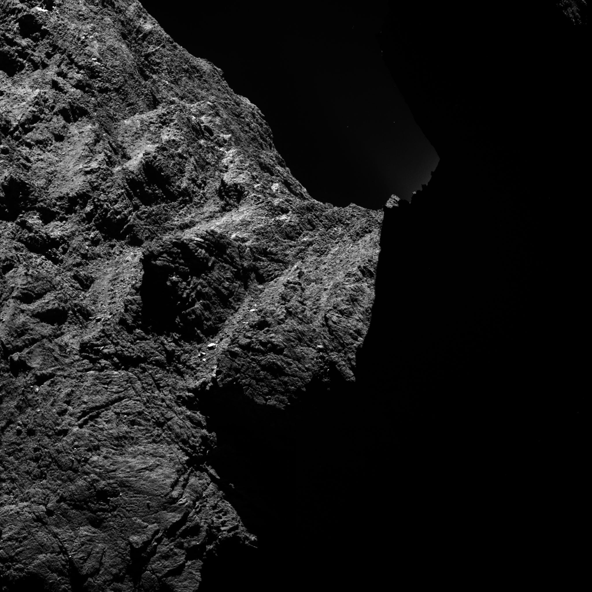 Rosetta Races Toward Comet Touchdown | NASA