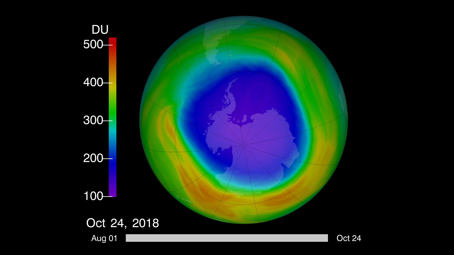 Ozone Hole Modest Despite Optimum Conditions for Ozone Depletion | NASA