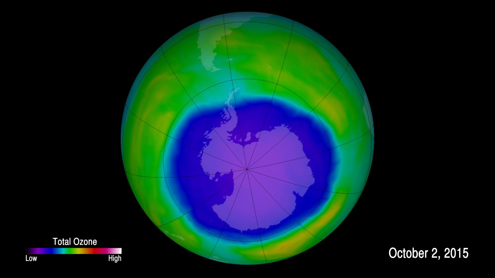 ozone from earth nasa - photo #6