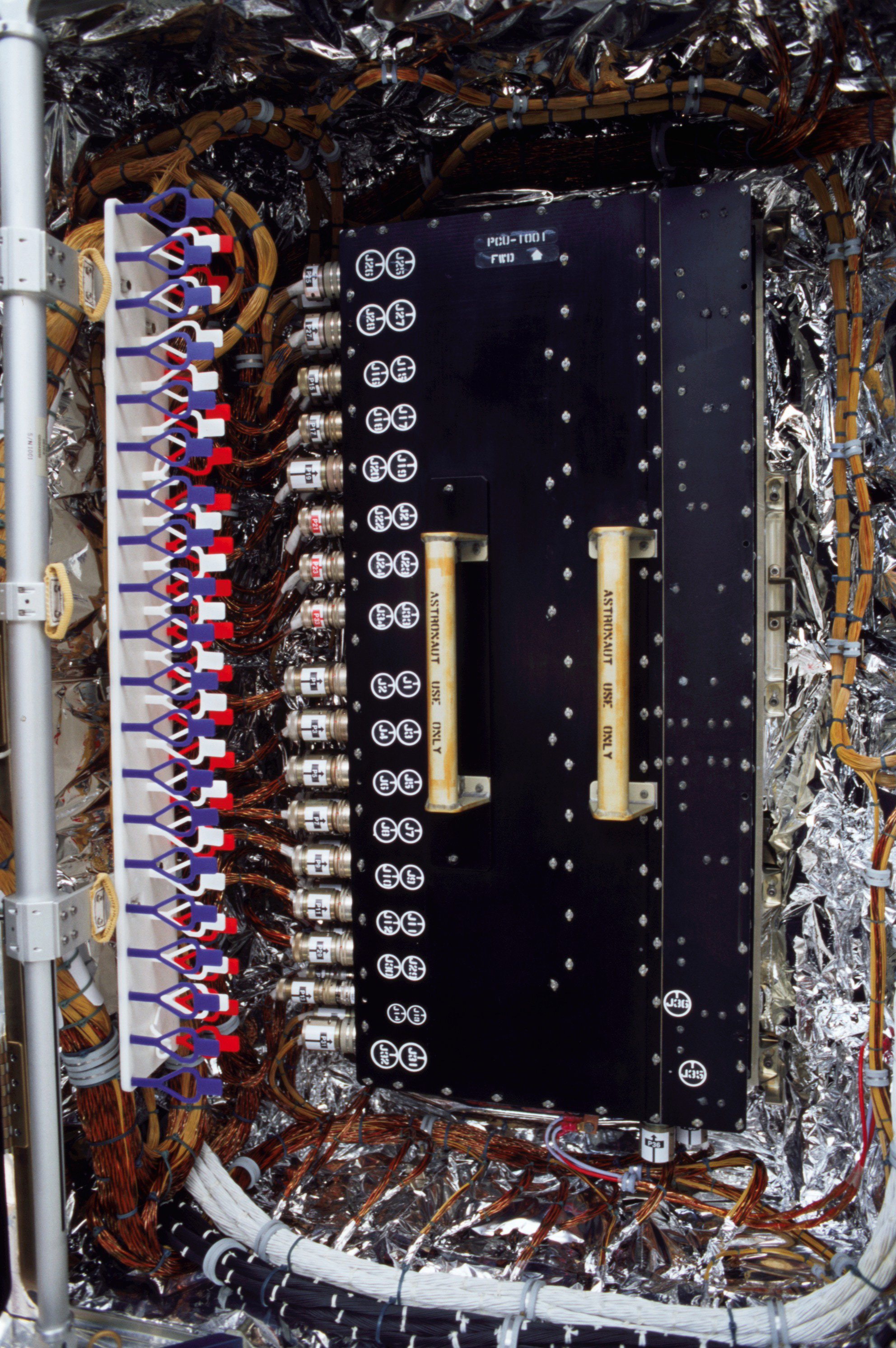 Hubble Space Telescope Electrical Power System Nasa On Pinterest Electric Circuit Safety And Science Control Unit