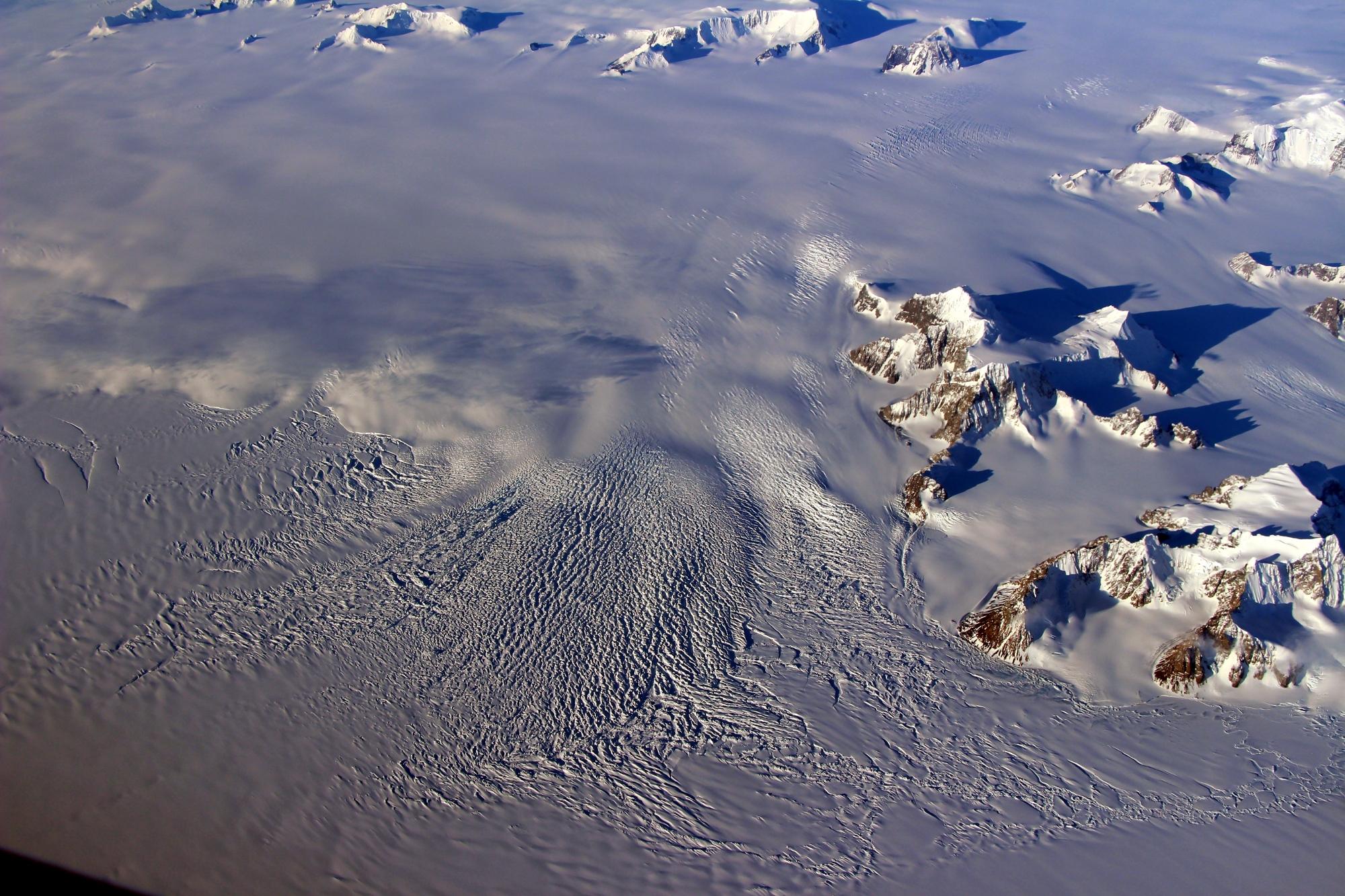 Nasa Launches Eighth Year Of Antarctic Ice Change Airborne