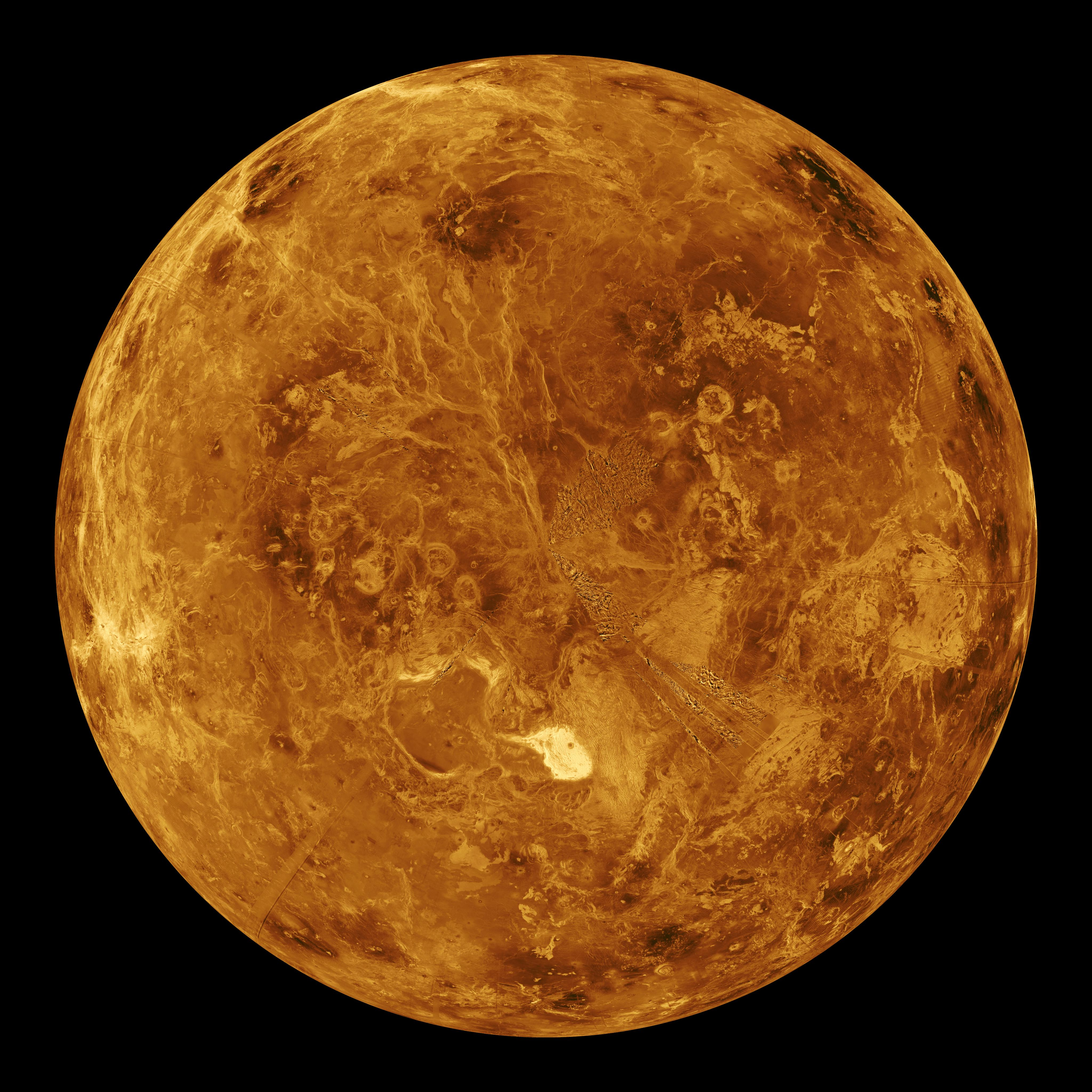 venus solar system exploration - photo #25