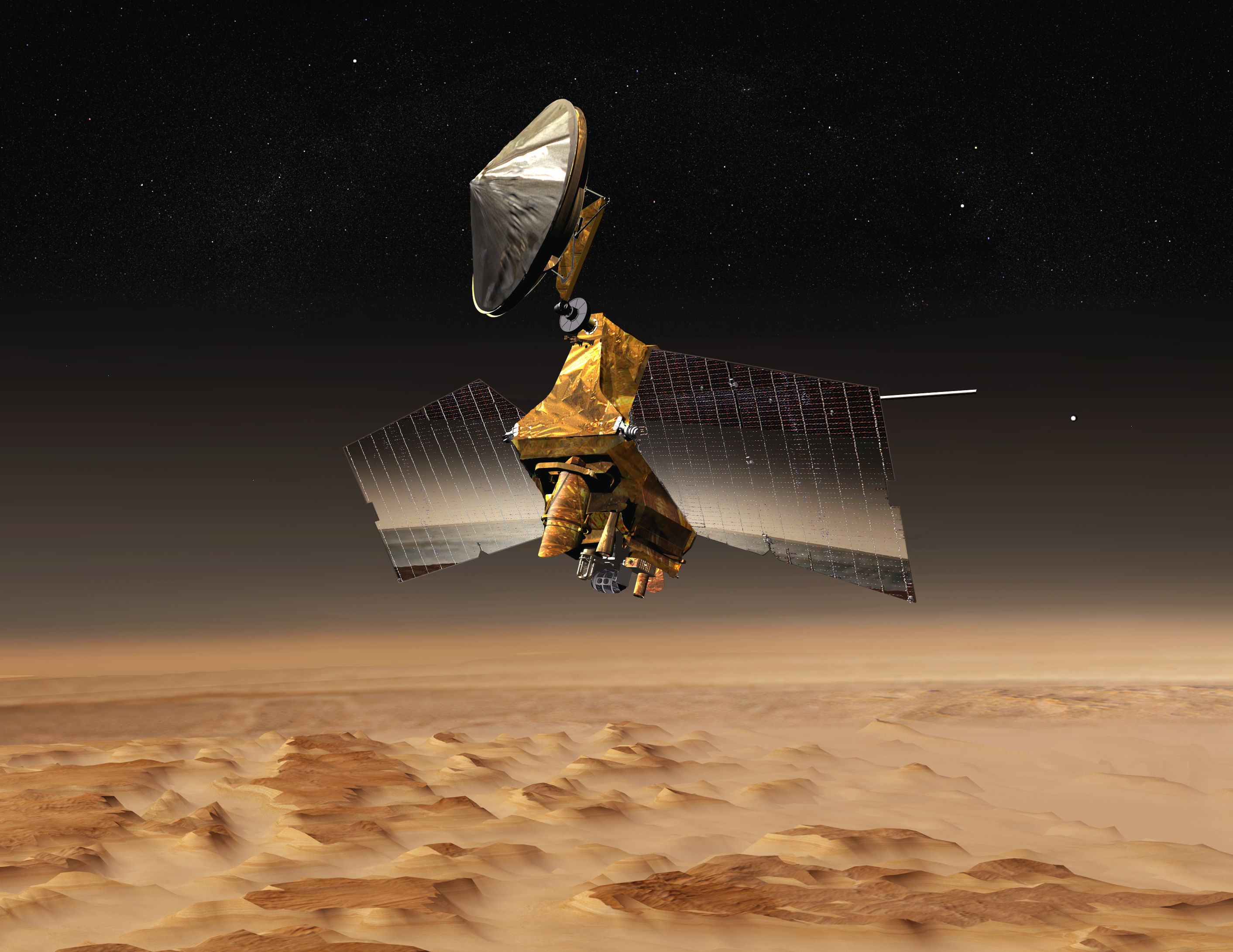 NASA prepares to send the first interplanetary cubsats to Mars 16