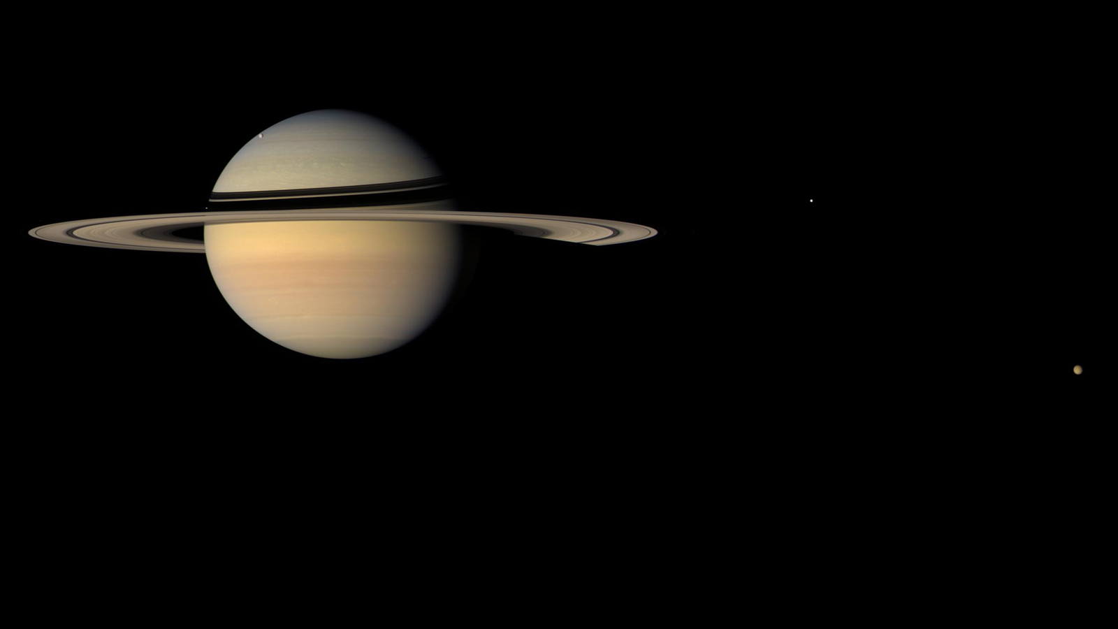 Scientists Pinpoint Saturn With Exquisite Accuracy | NASA