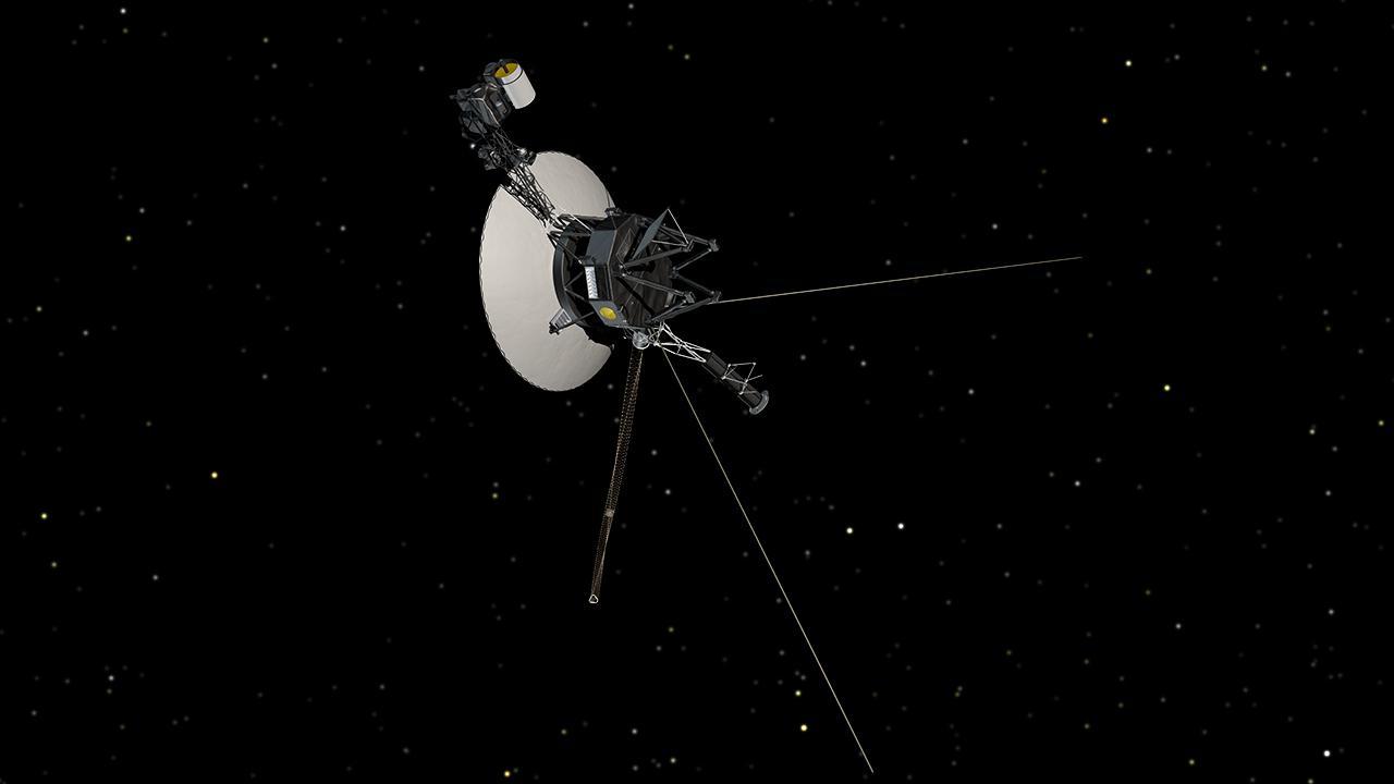 Voyager 1 Helps Solve Interstellar Medium Mystery | NASA