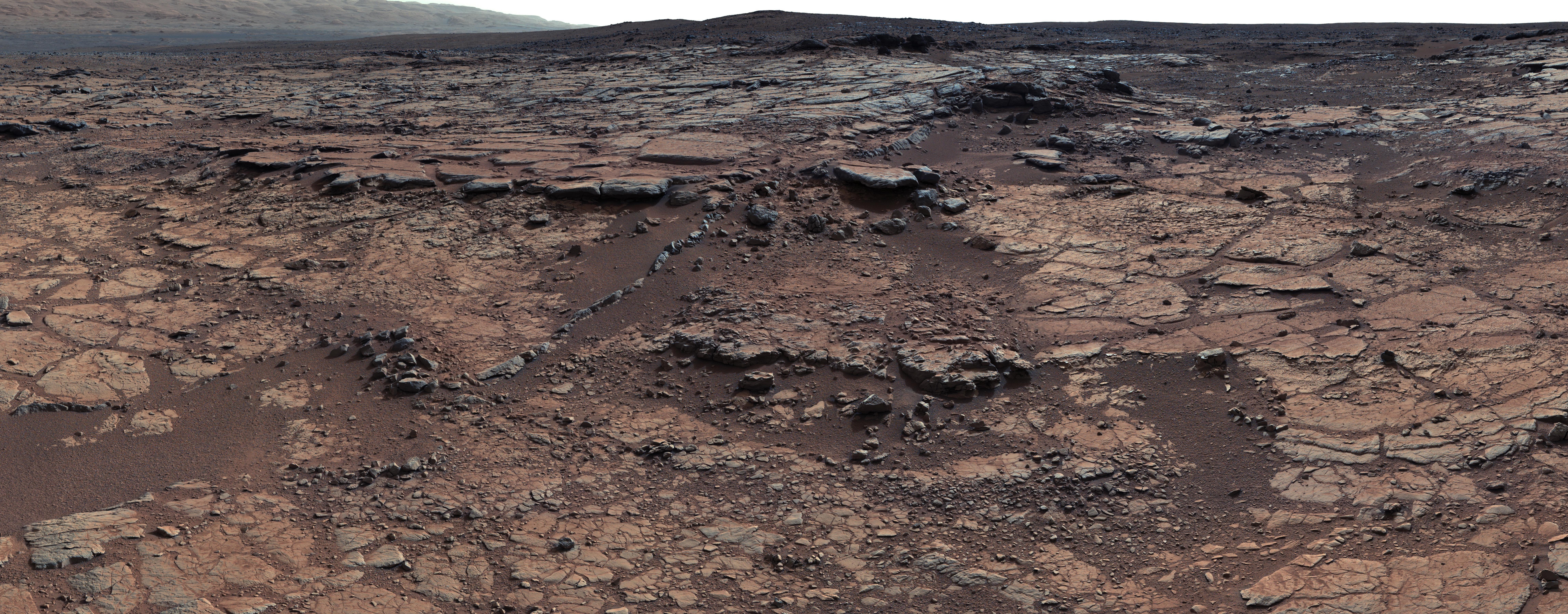 NASA's Curiosity Rover Sharpens Paradox of Ancient Mars | NASA