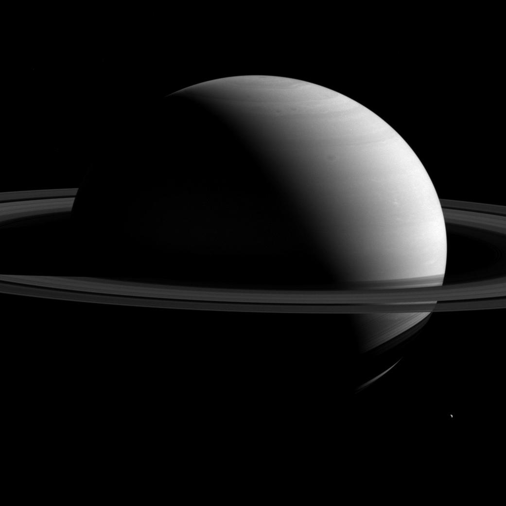 VCSE - A rendkívüli Szaturnusz - NASA, Cassini