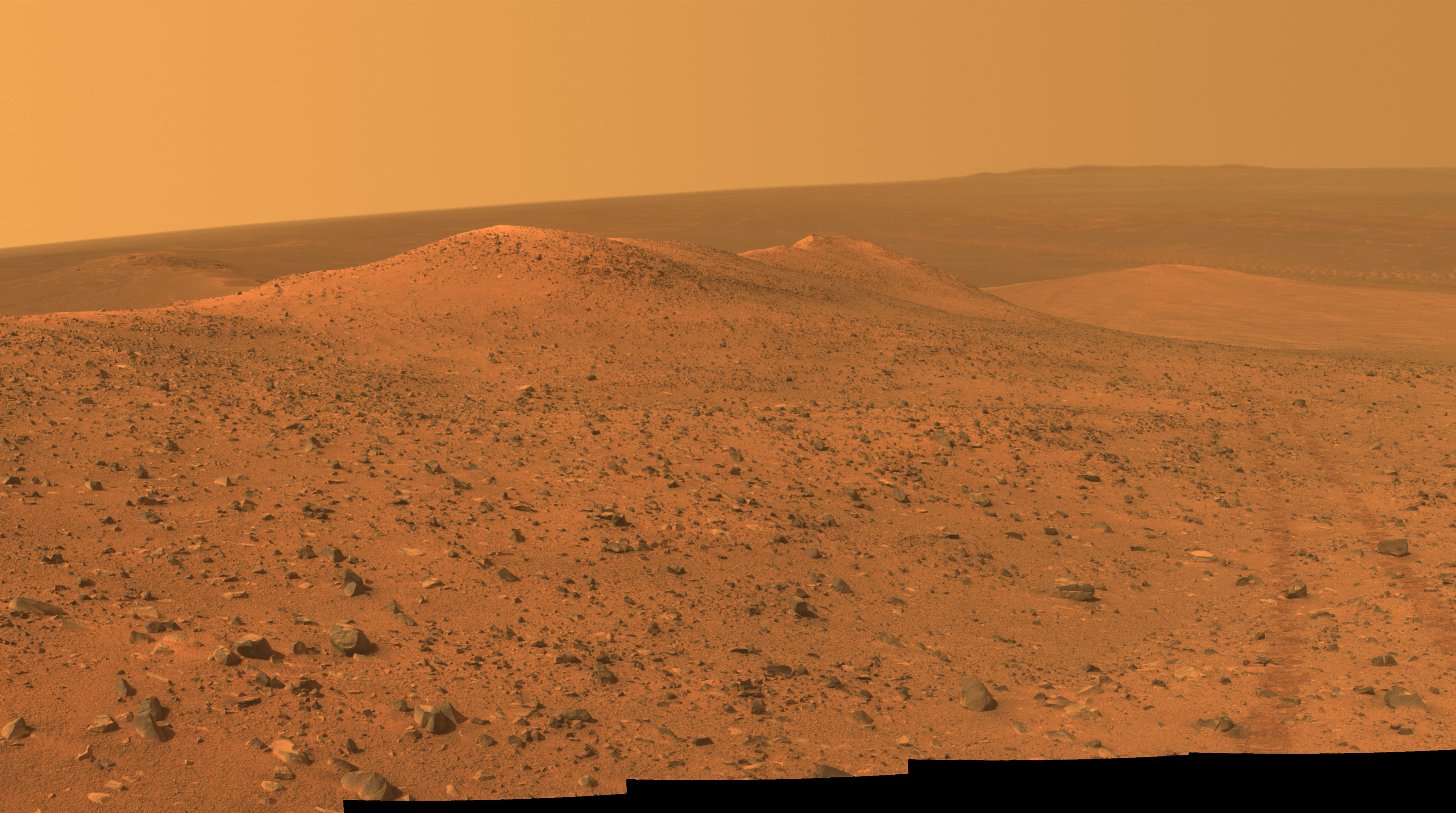 Mars Orbiter Sends First Snap Pia Main Solb Latc