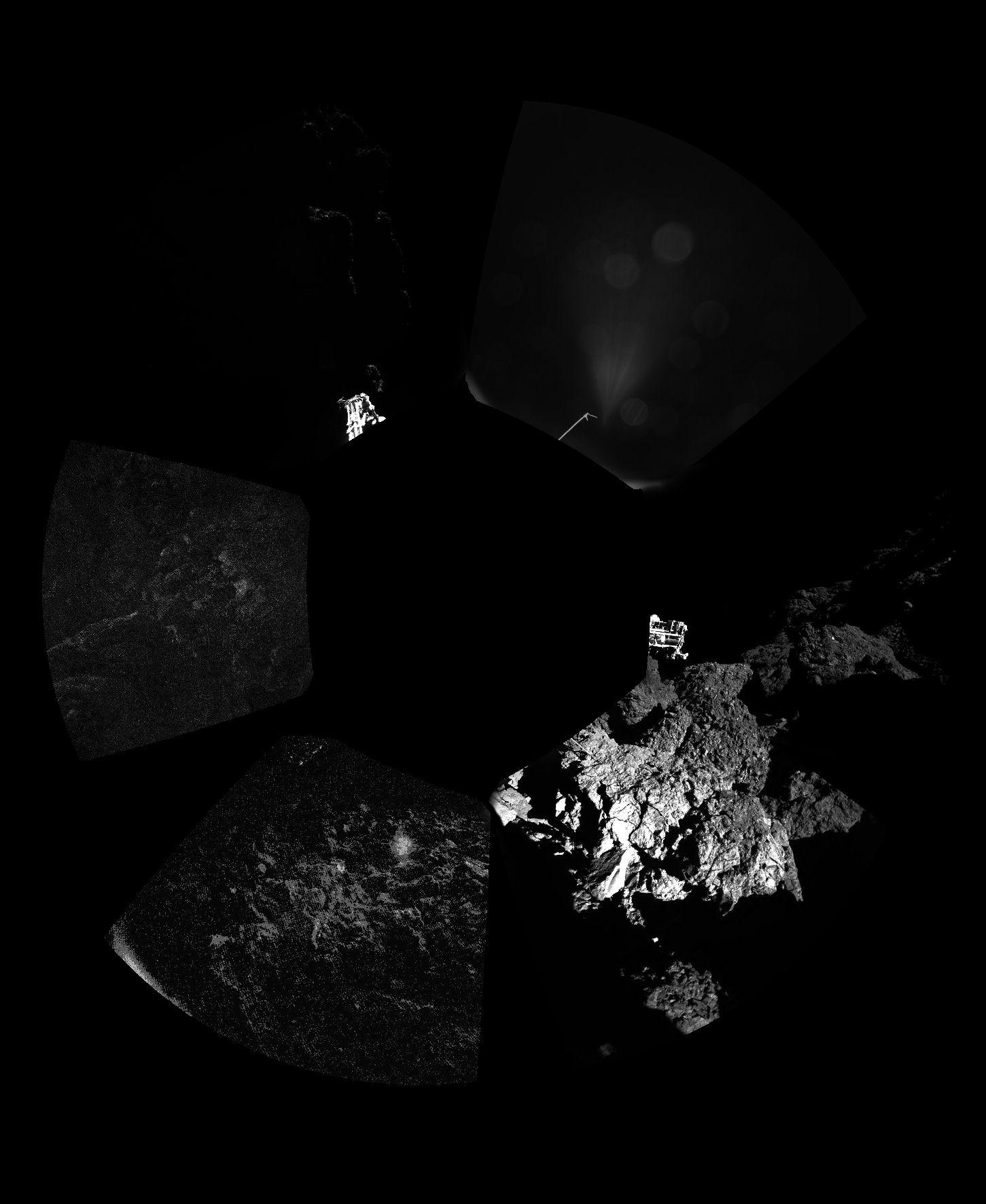 nasa comet lander name - photo #22