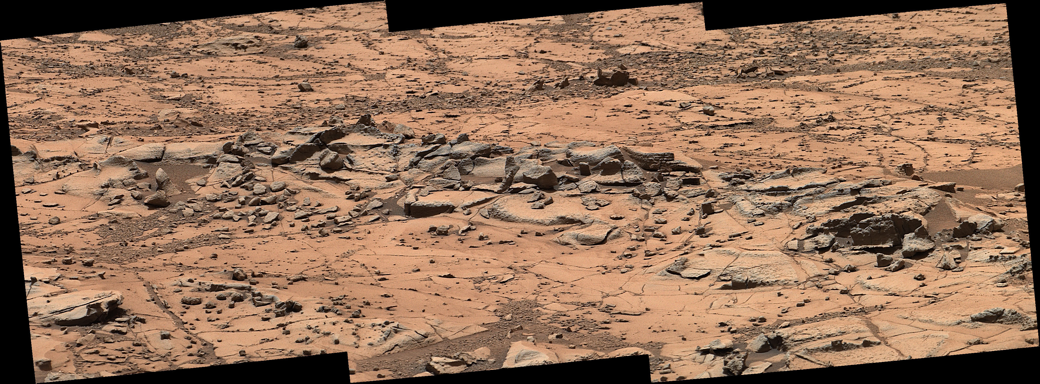 Second Time Through, Mars Rover Examines Chosen Rocks | NASA