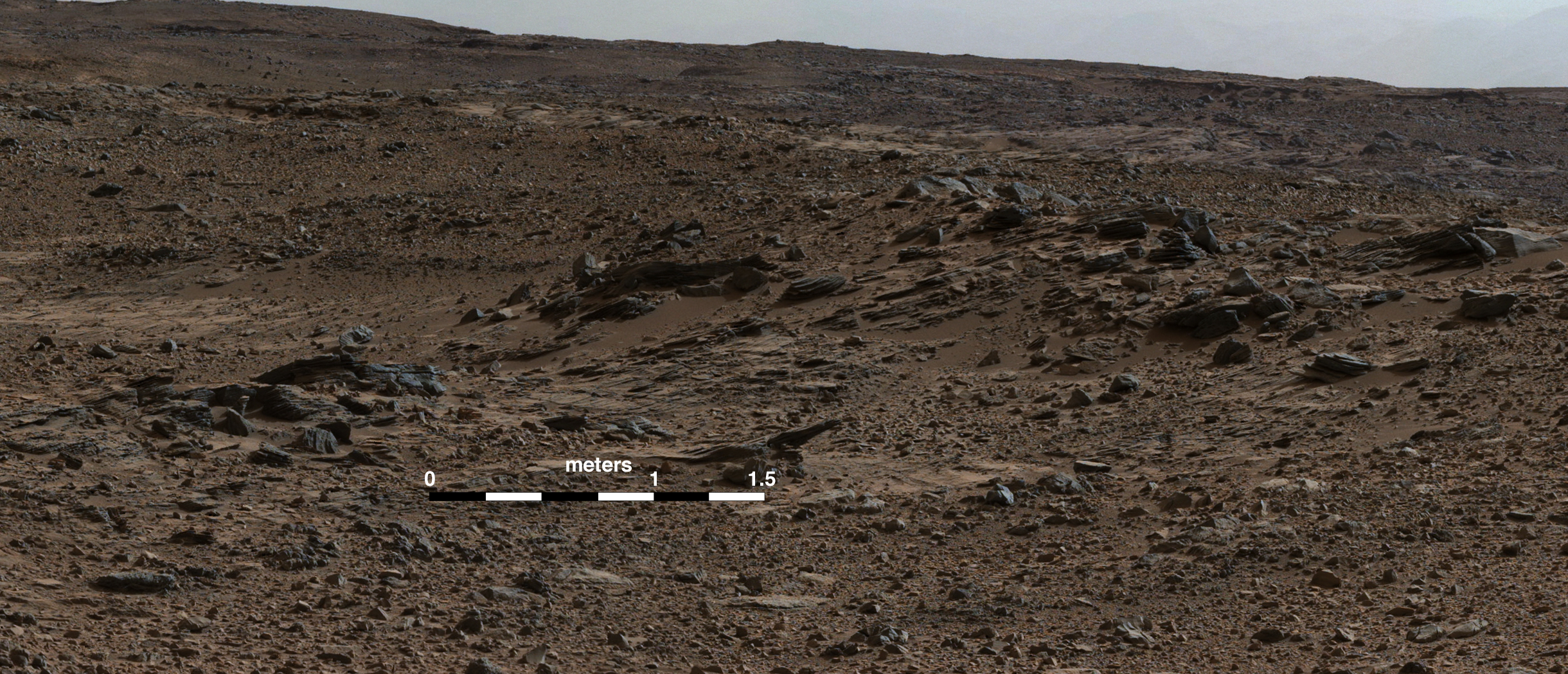 NASA's Curiosity Rover Finds Clues to How Water Helped ...