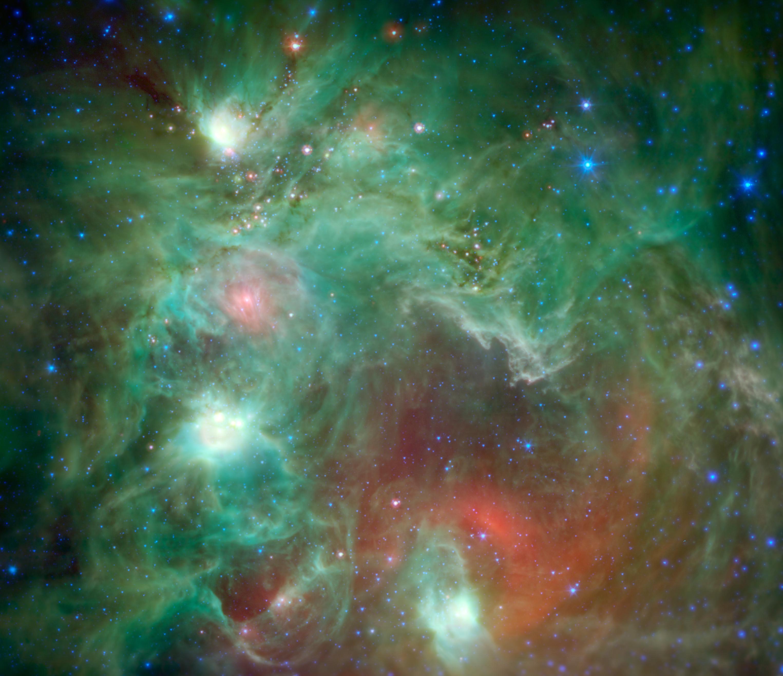 orion nebula hd wallpaper