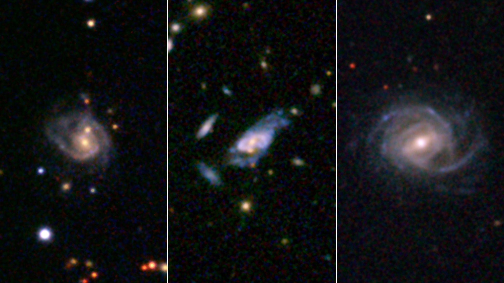Astronomers Discover Colossal Super Spiral Galaxies NASA - Astronomical map of galaxies in the us