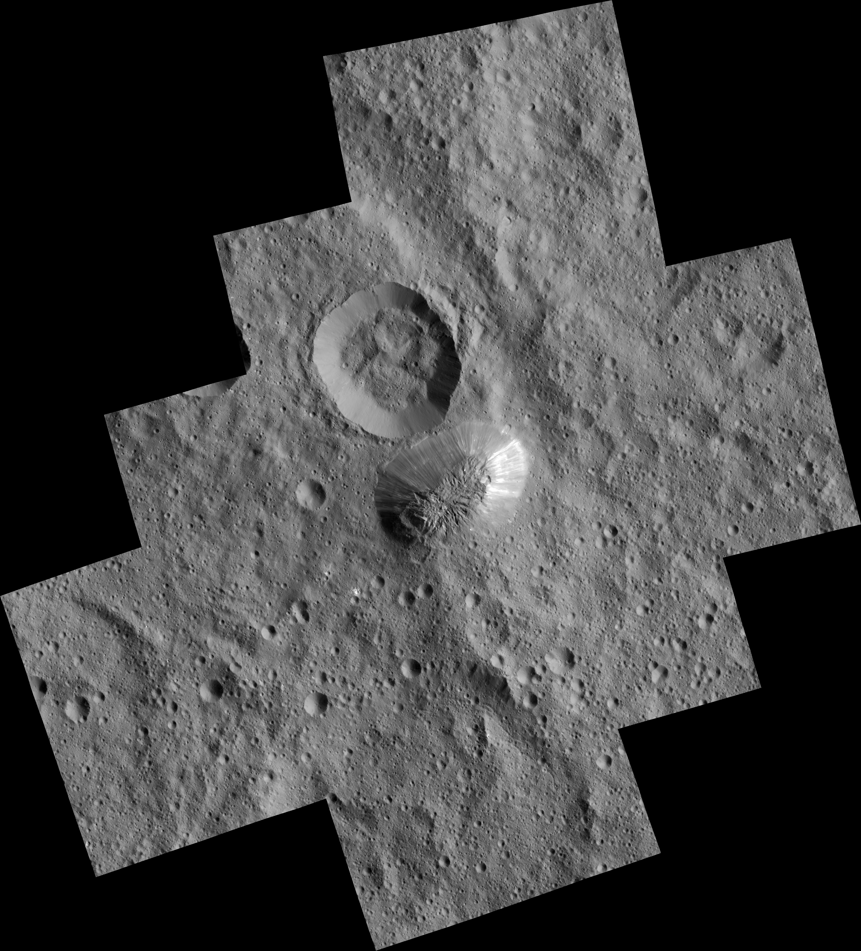 Where is the Ice on Ceres? New NASA Dawn Findings | NASA