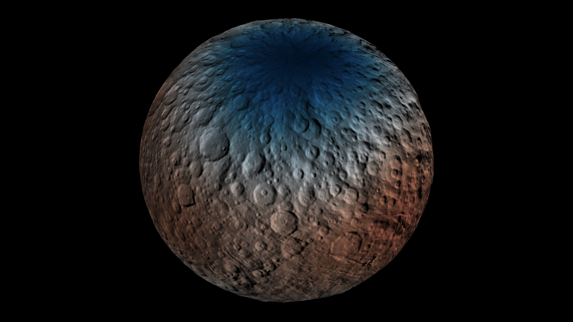 ceres neutron counts reflect hydrogen abundance nasa