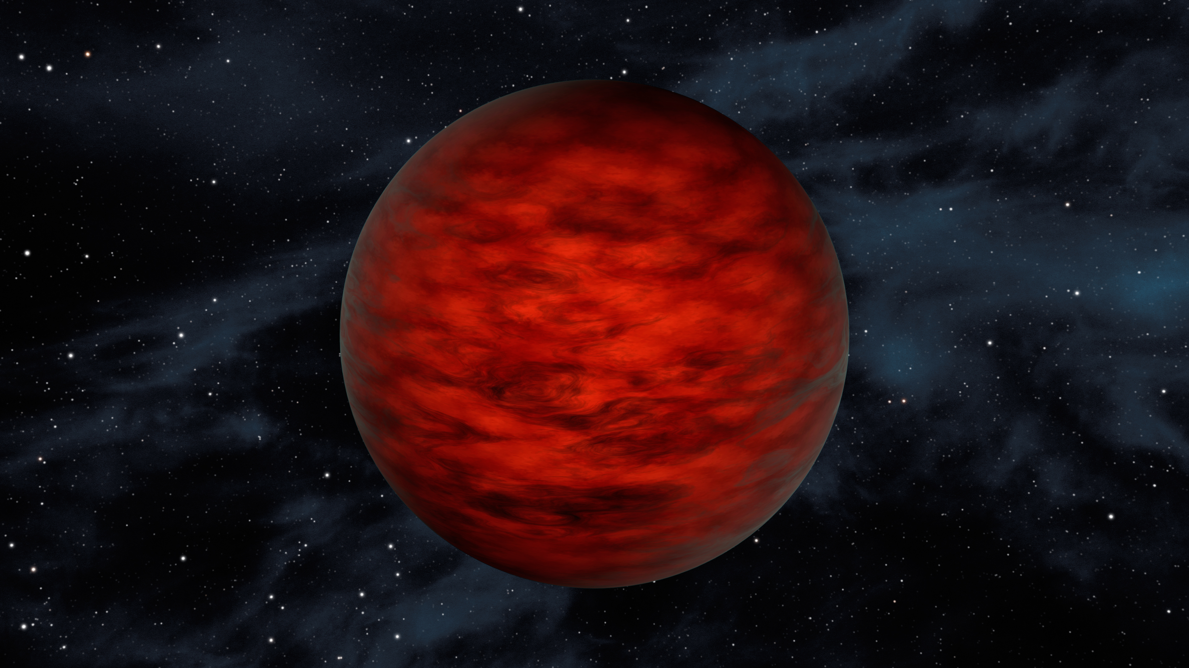 A Closer Look At Rogue Planets Adrift In The Universe