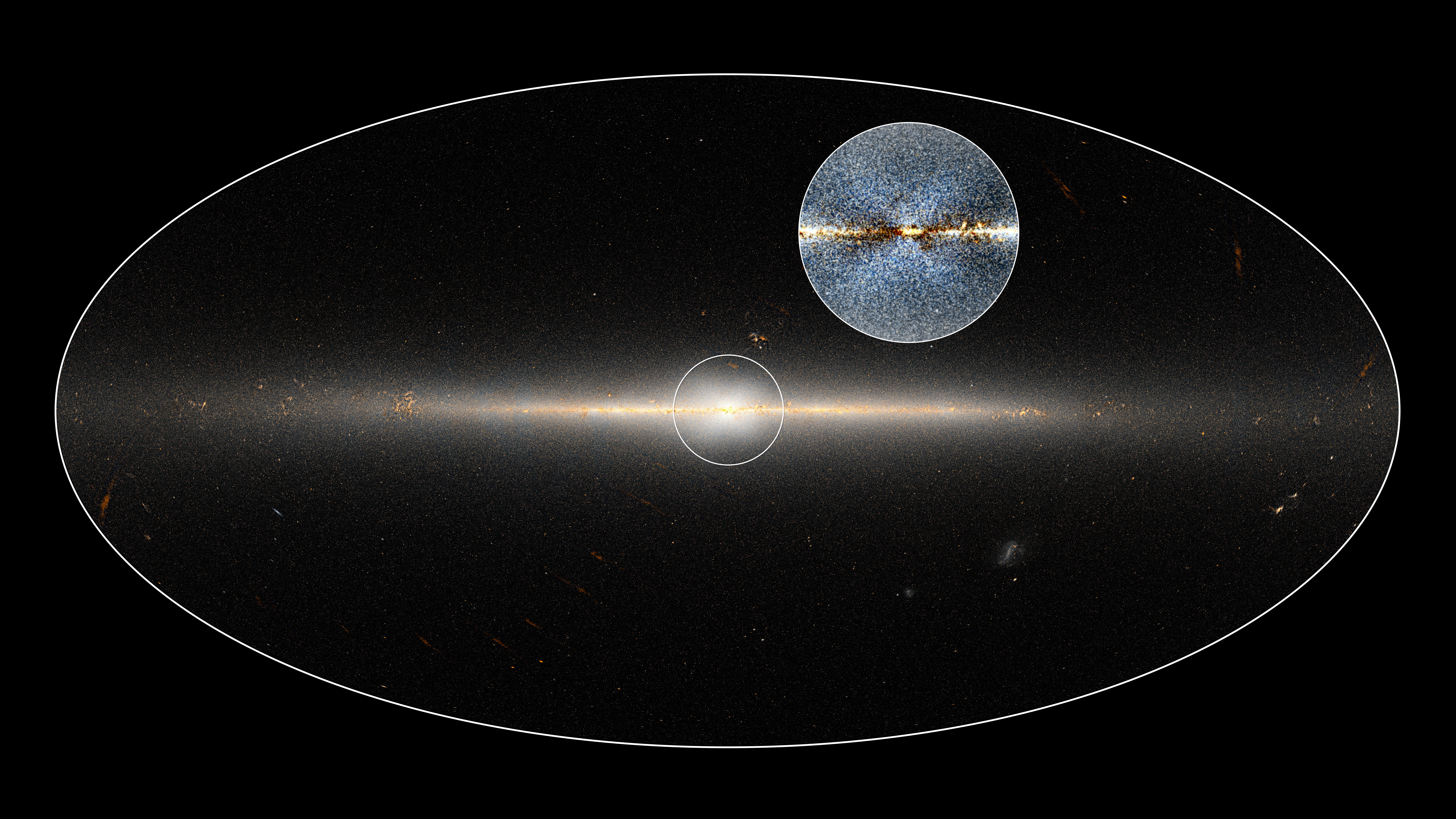 Data From Nasa's Widefield Infrared Survey Explorer