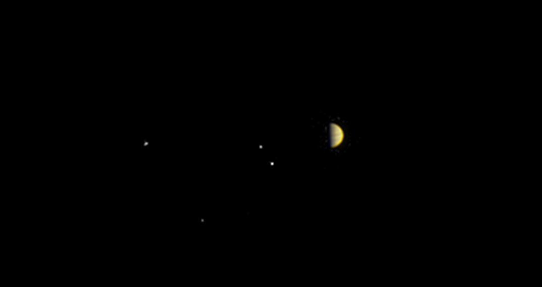 NASAs Juno Spacecraft Closing In On Jupiter NASA - Nasas juno spacecraft has captured incredible images of jupiters surface