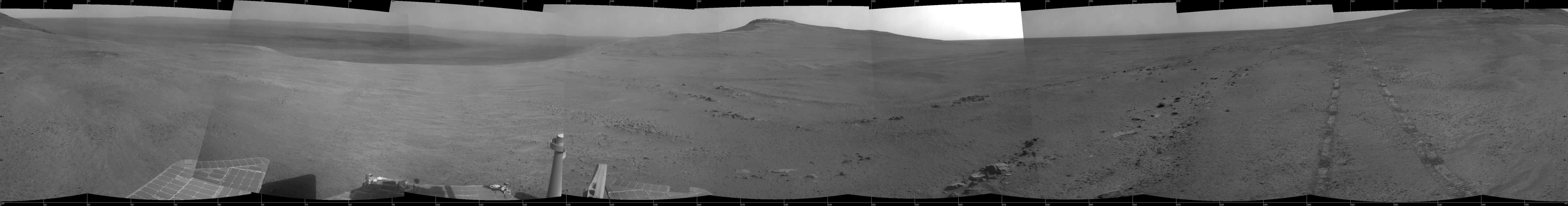 As Opportunity Rover Sleeps Other NASA Craft Study Mars
