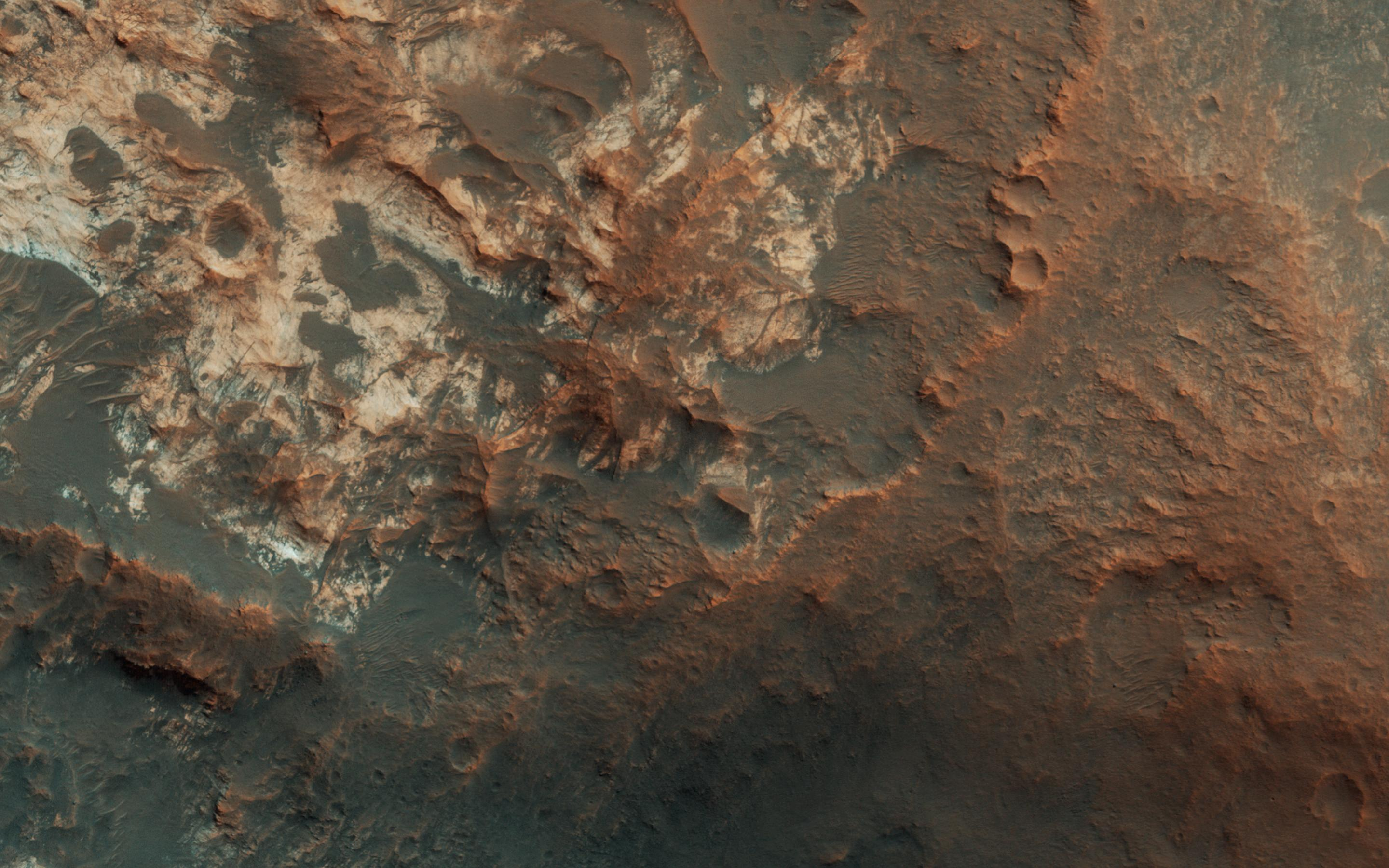 The Entrance to Mawrth Vallis | NASA