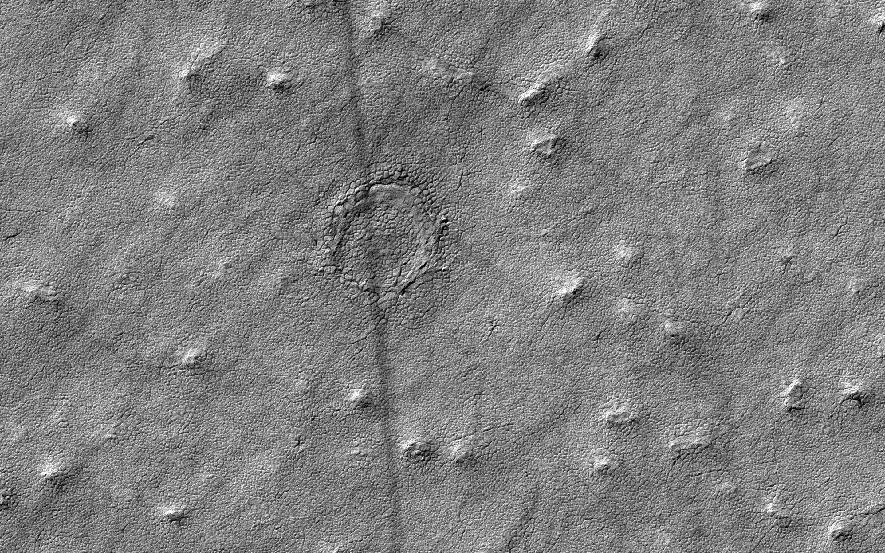 Is that an Impact Crater? | NASA