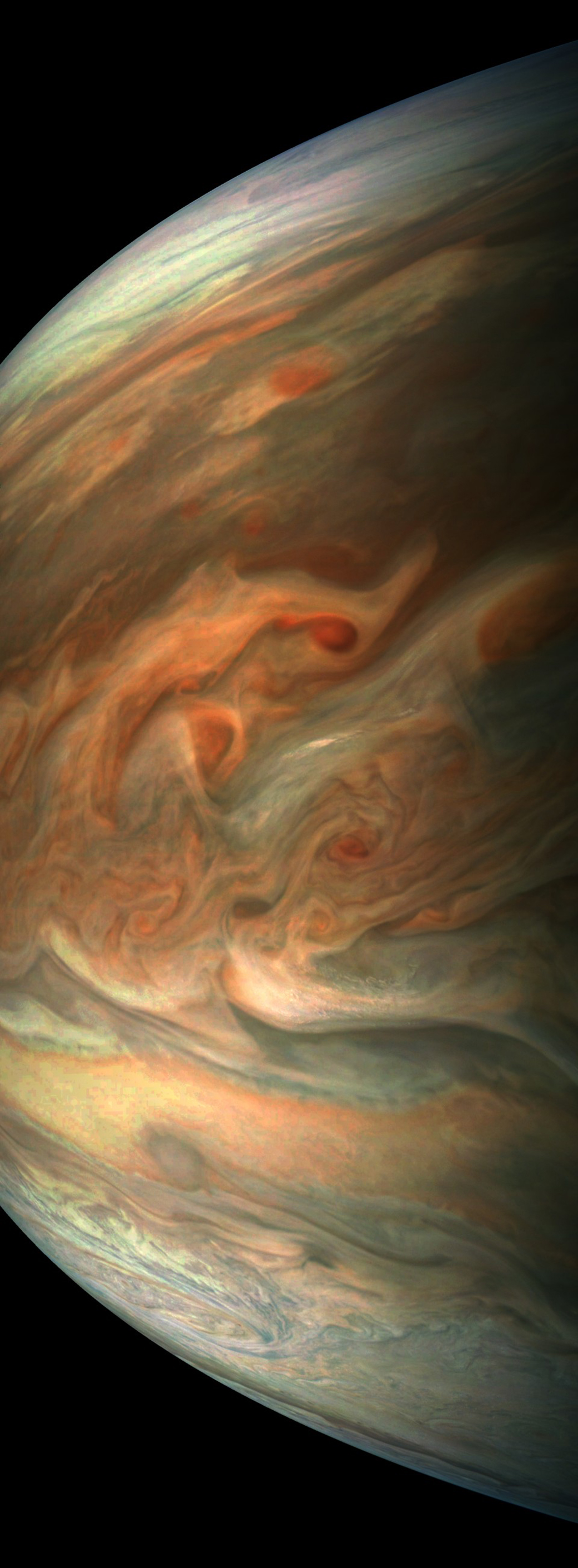 Soaring Over Jupiter
