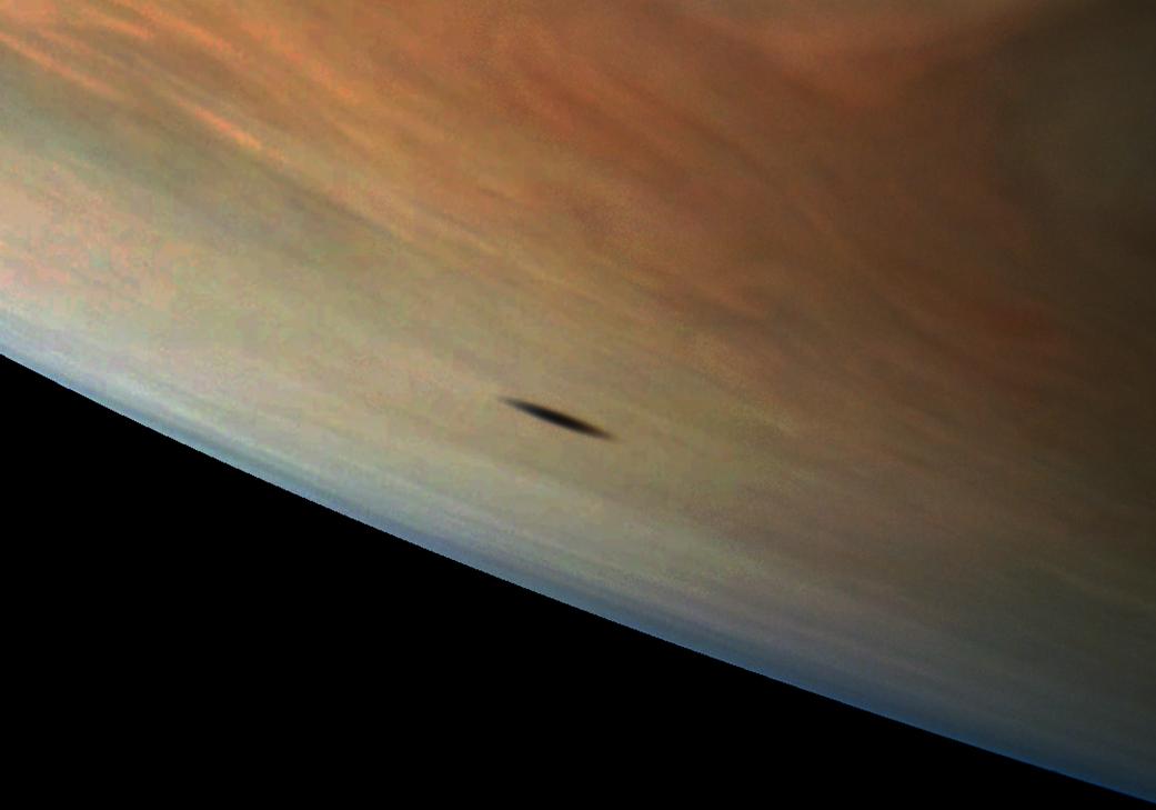 Jovian Moon Shadow