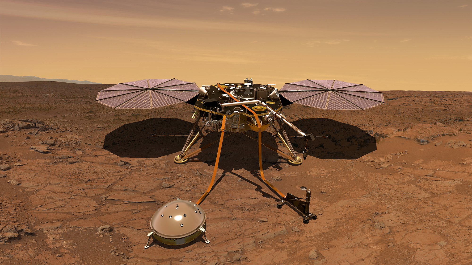mars rover insight photos - photo #6