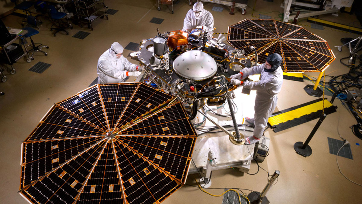 Space news - Long-Duration Mars Mission