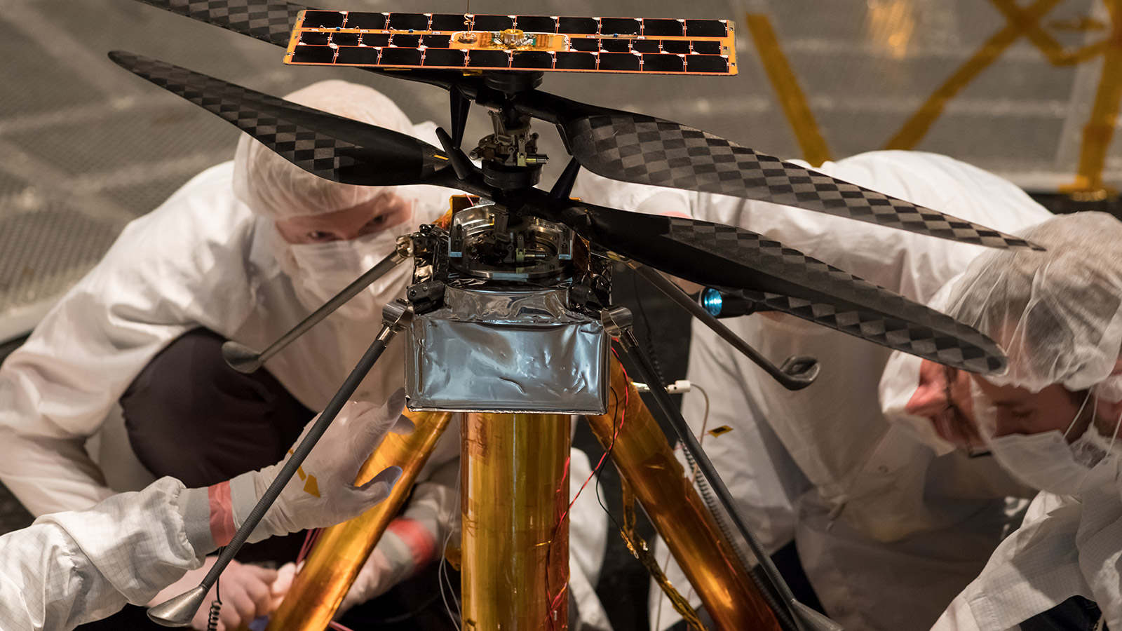 NASA's Mars Helicopter Completes Flight Tests | NASA