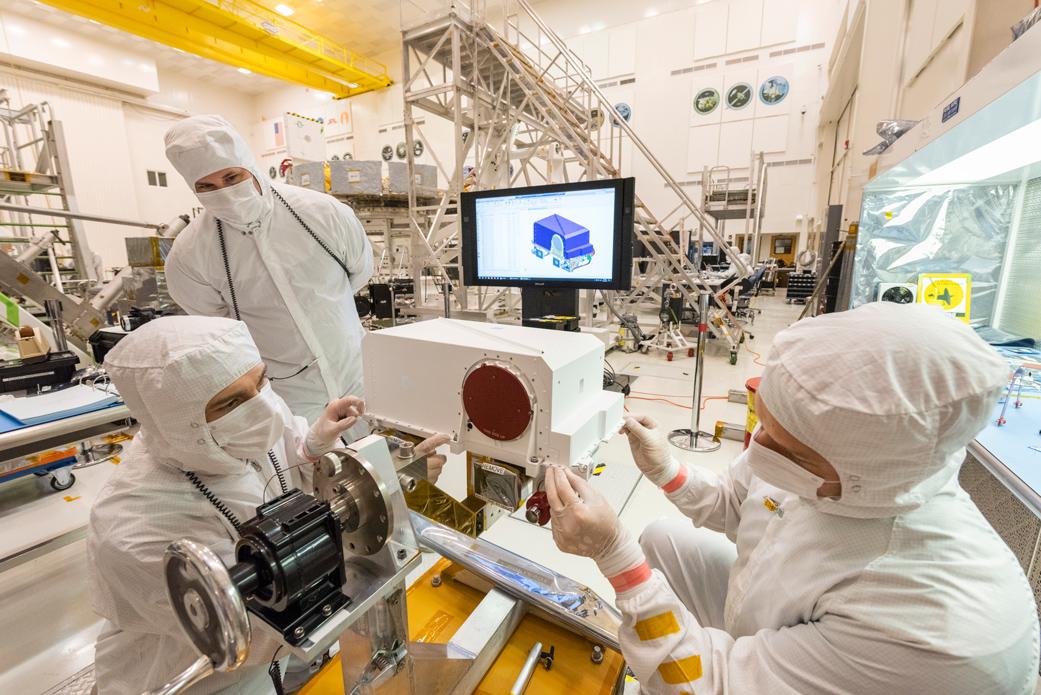 Nasa S Mars 2020 Gets Hd Eyes Nasa