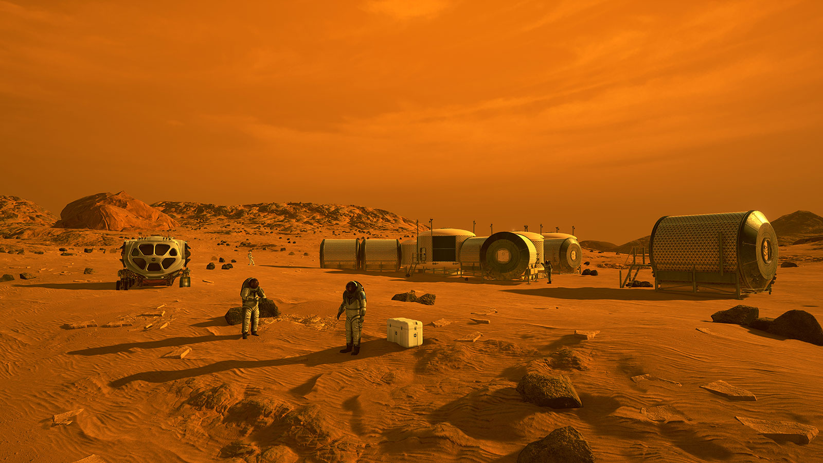 NASA's Mars 2020 Will Blaze a Trail — for Humans | NASA